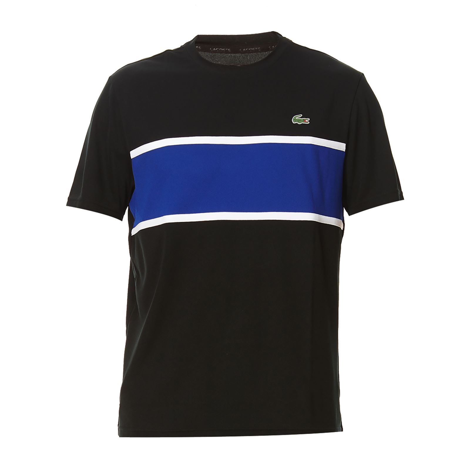 lacoste sport t shirt noir brandalley. Black Bedroom Furniture Sets. Home Design Ideas