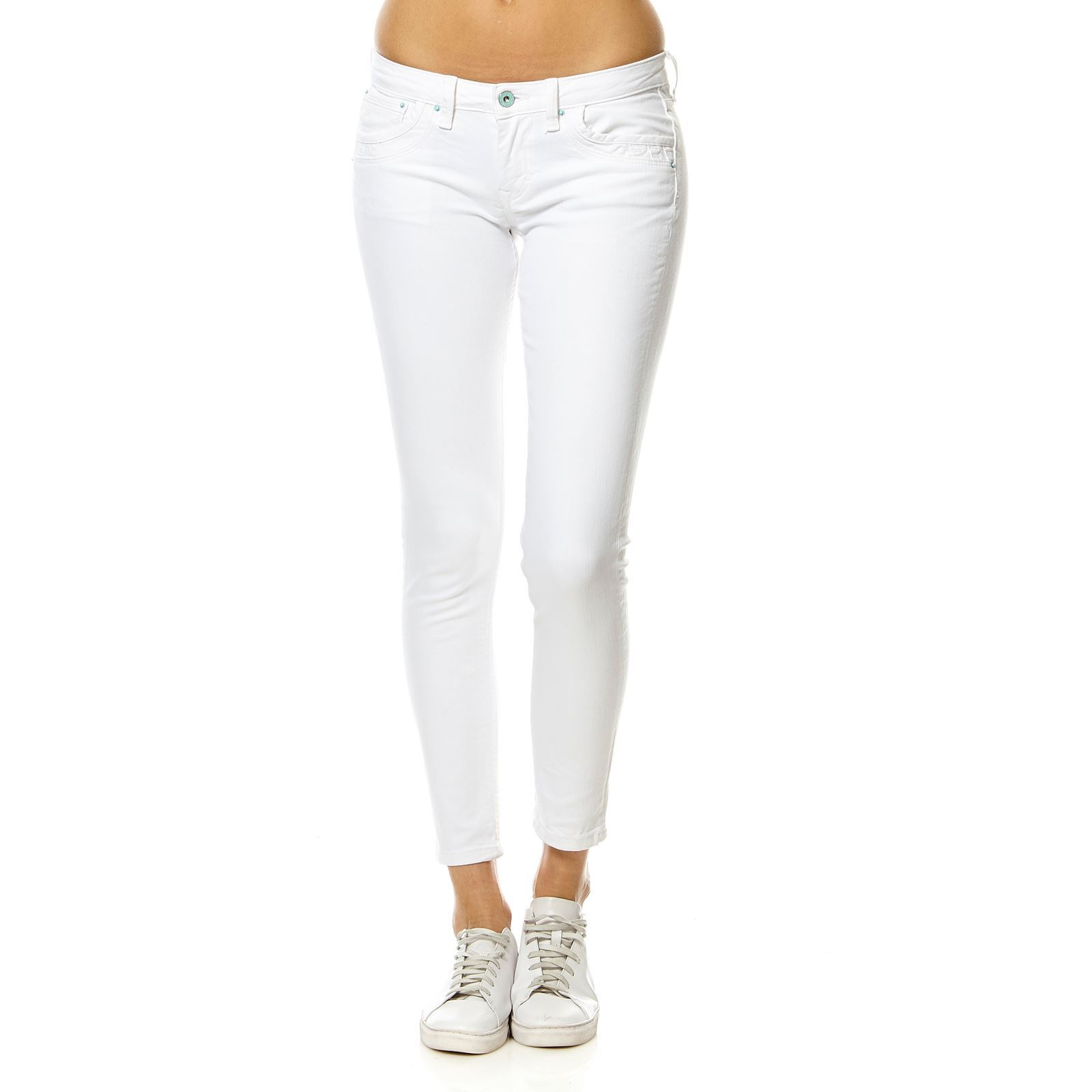 Pepe Jeans London Ripple - Jean slim - blanc