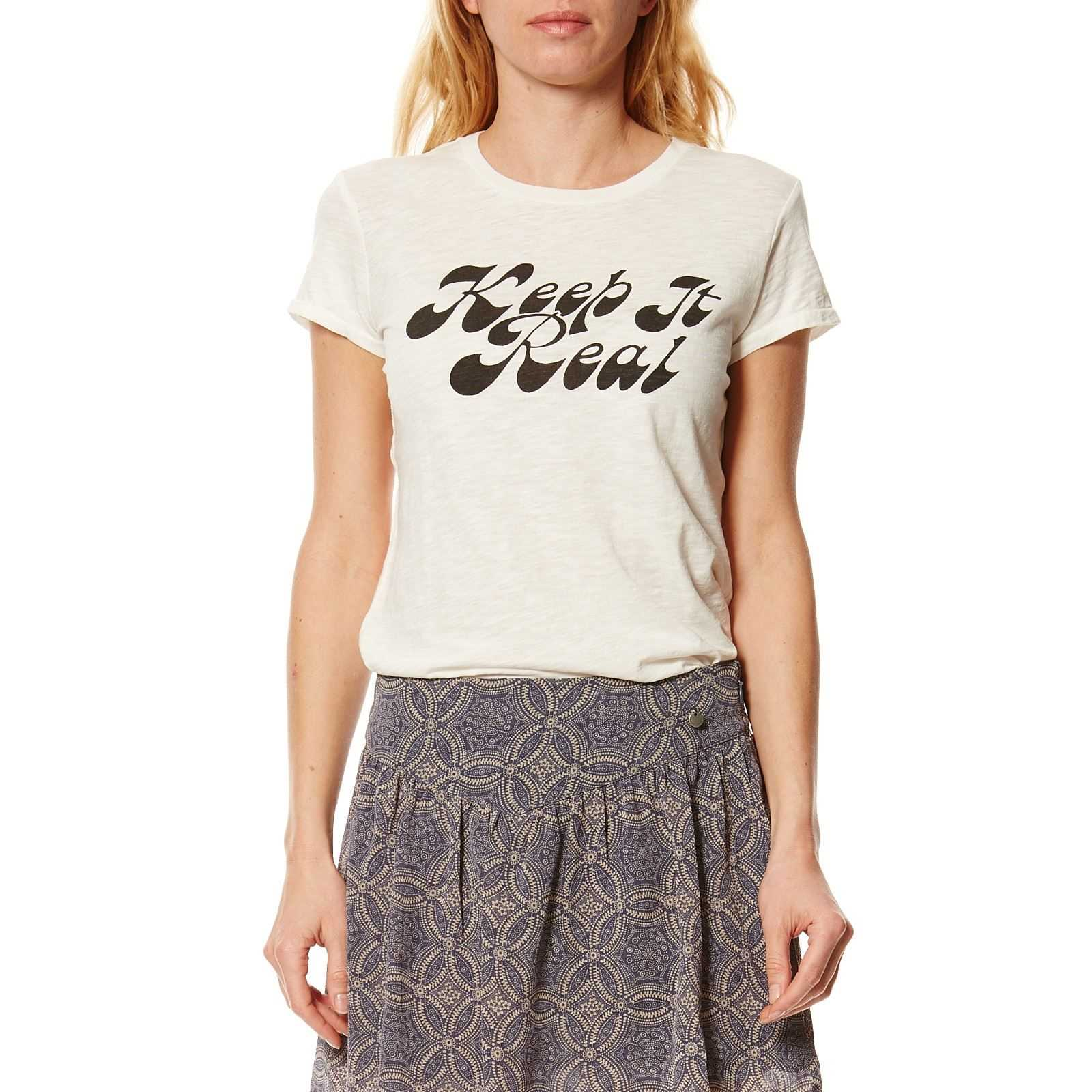 London Catalina  T-shirt  Blanc