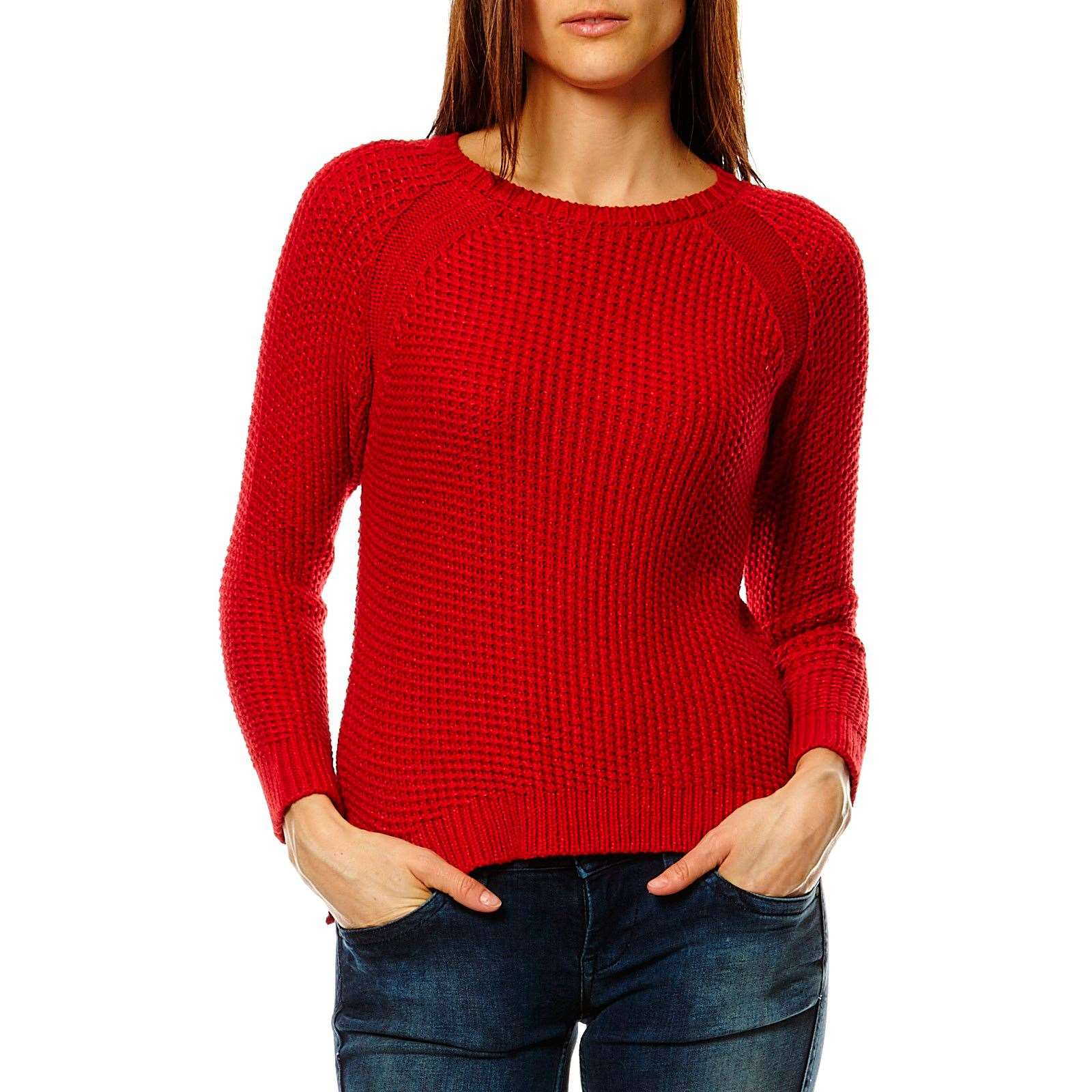 Pepe Jeans London Penny - Pull - rouge