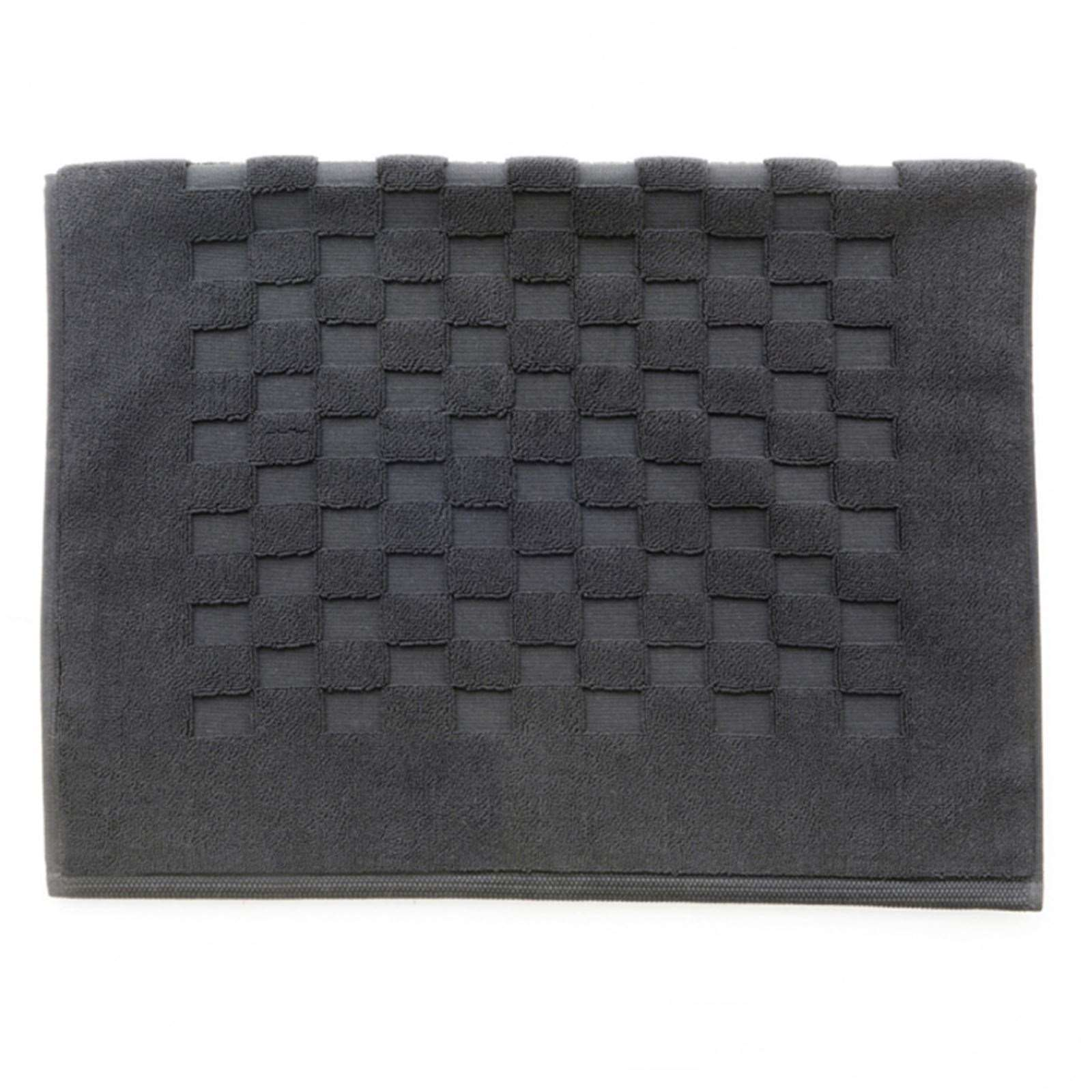 alexandre turpault essentiel tapis de salle de bain noir brandalley. Black Bedroom Furniture Sets. Home Design Ideas