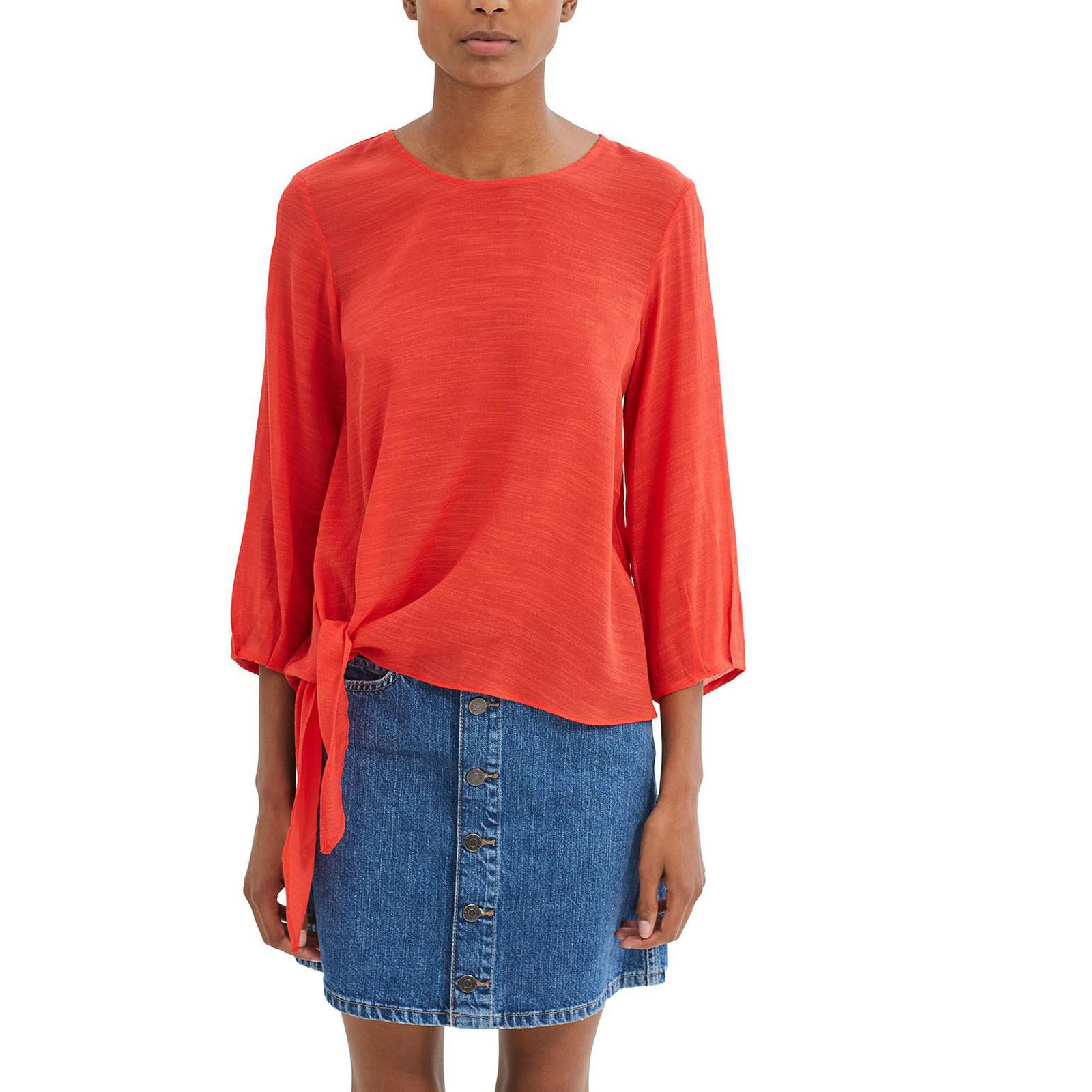 EDC By Esprit T-shirt - rouge