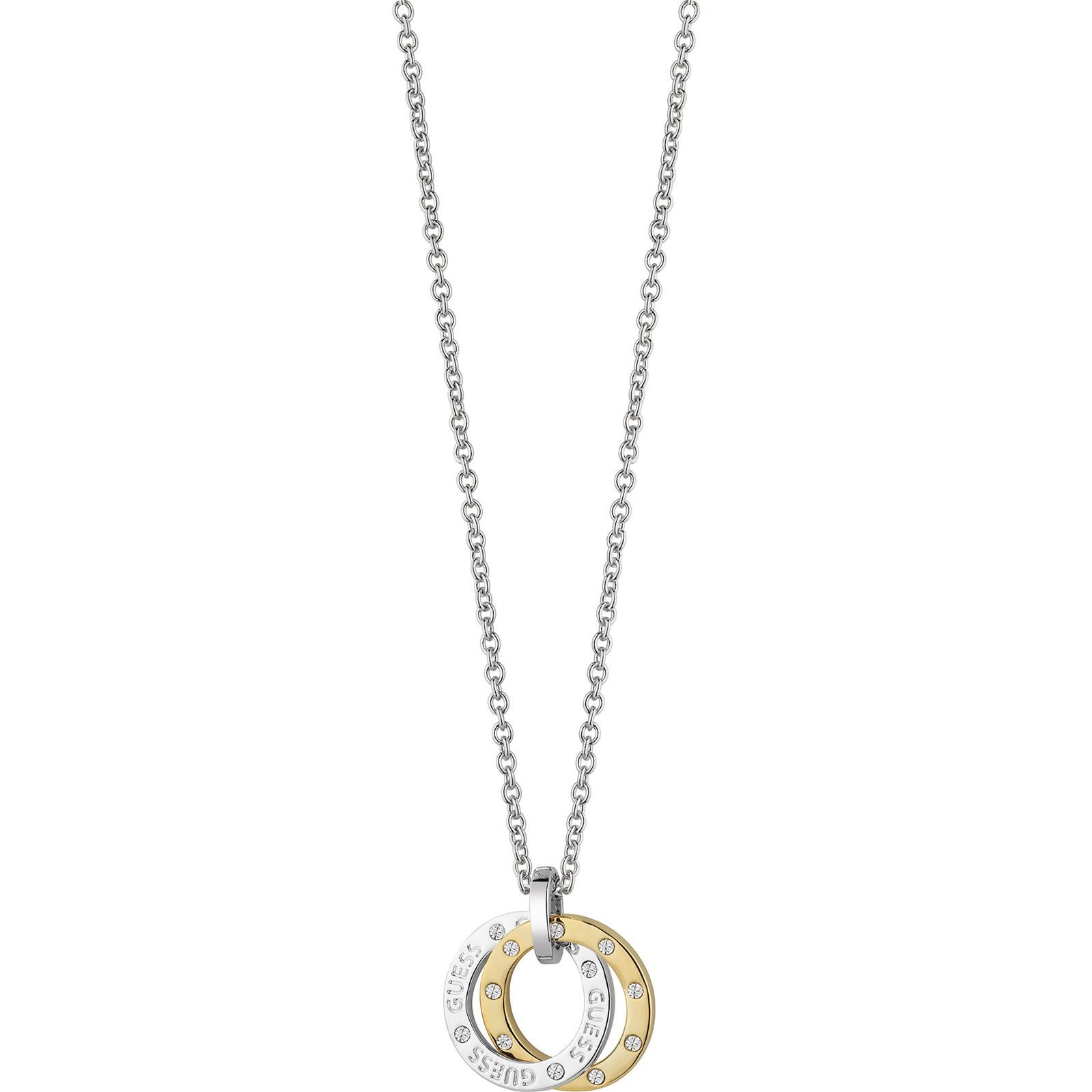 Guess Emotions - Collier - bicolore