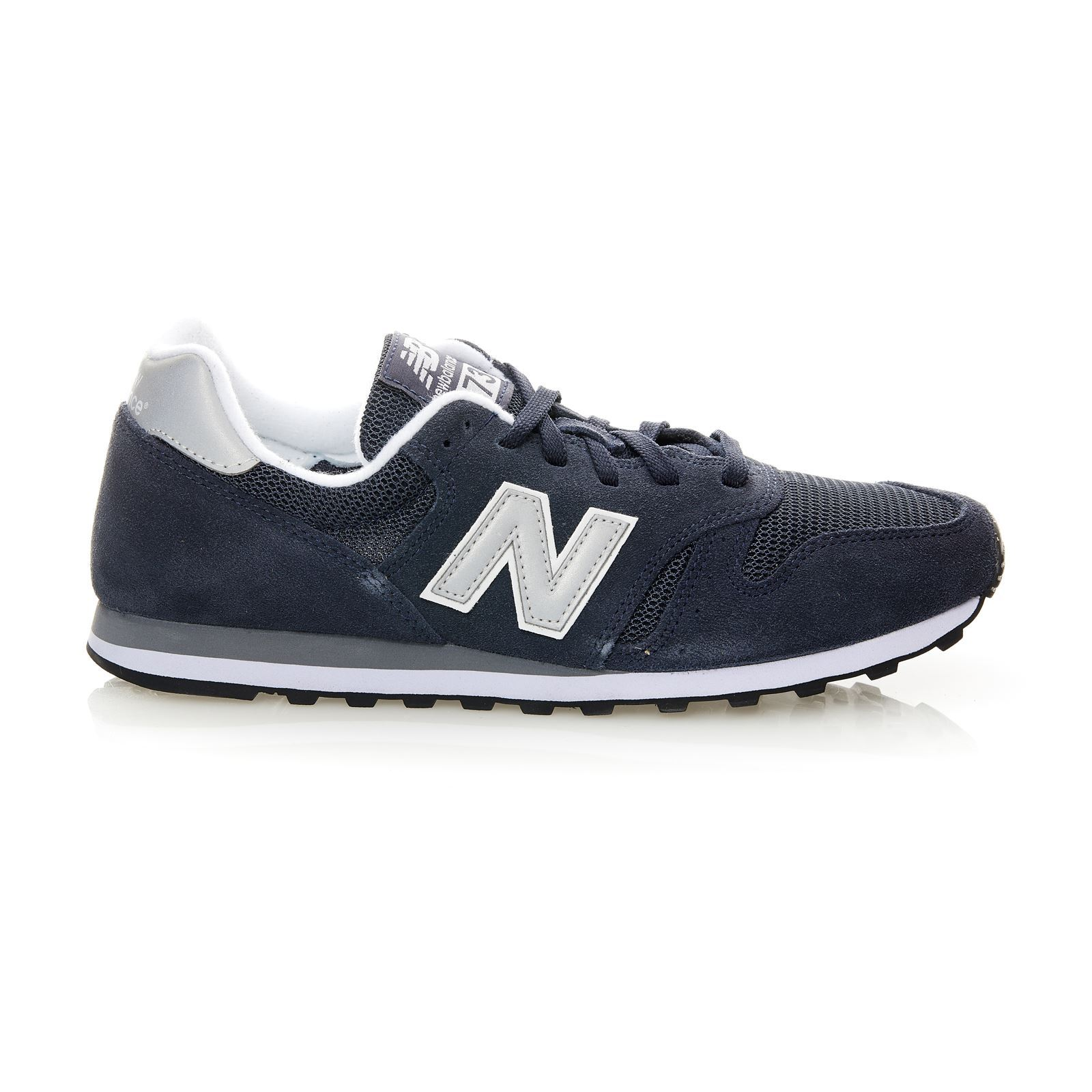 new balance bleu marine et or