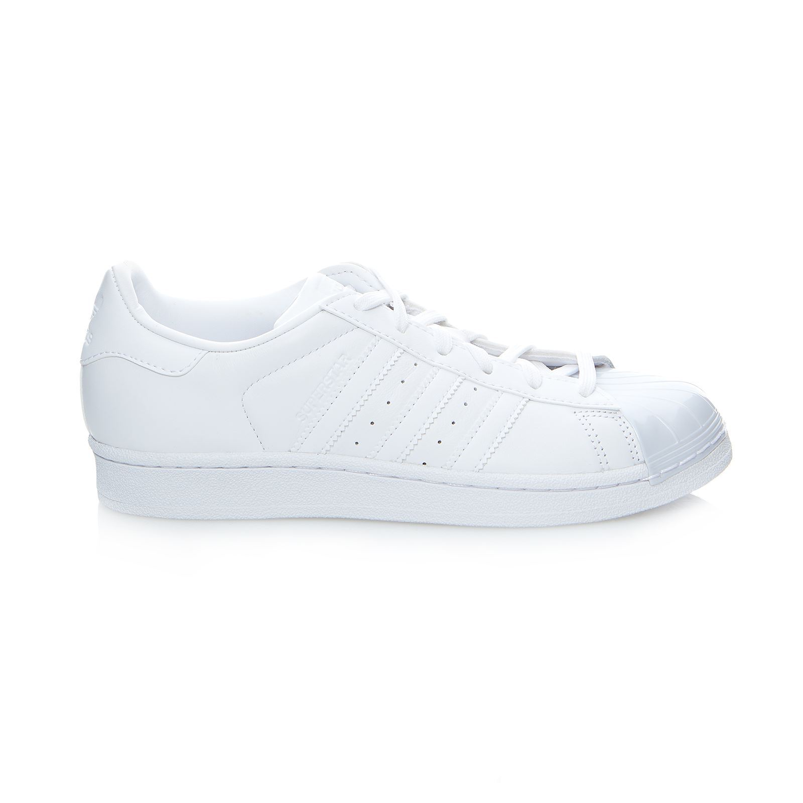 adidas Originals SUPERSTAR GLOSSY TO - Baskets - blanc