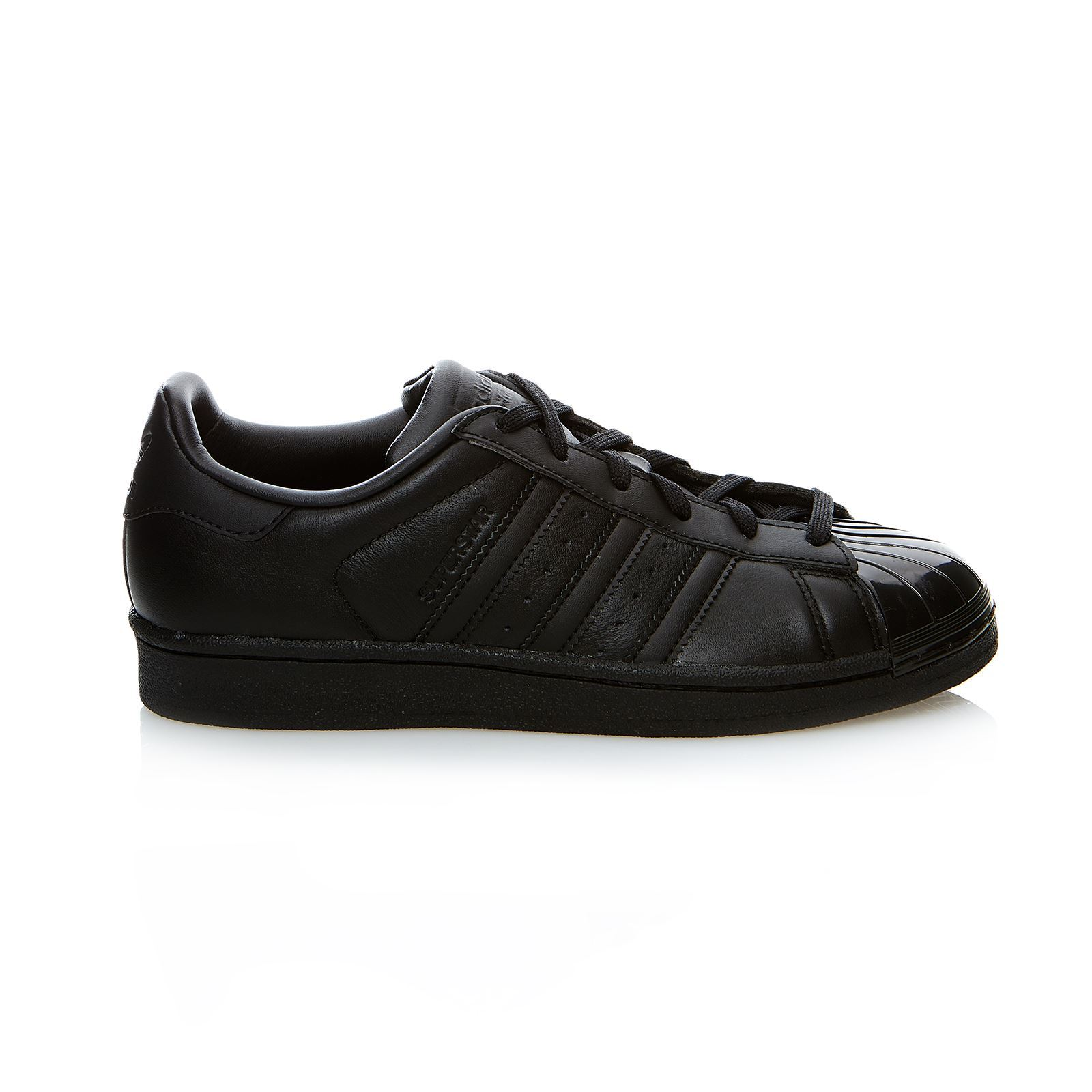 adidas Originals SUPERSTAR GLOSSY TO - Baskets - noir