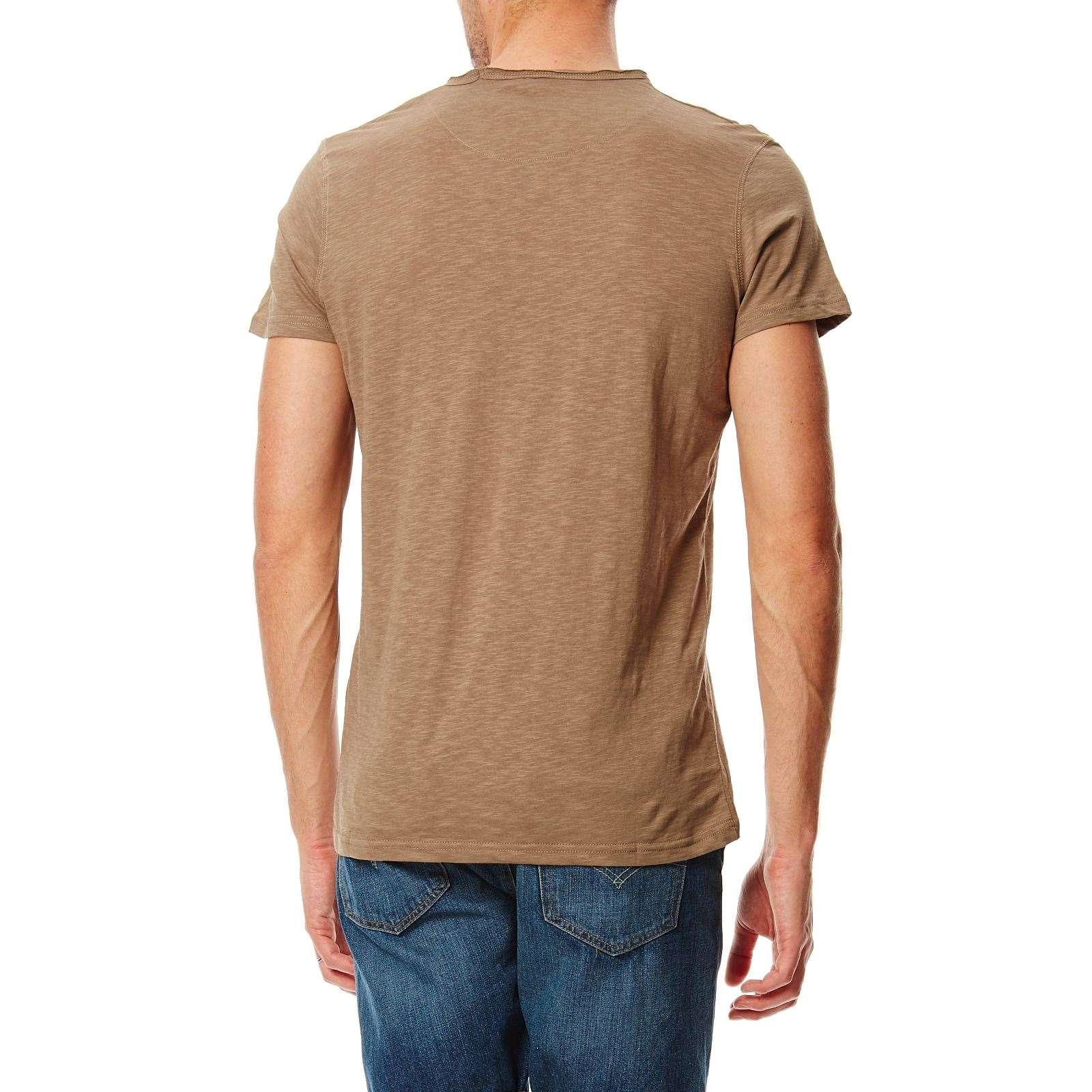 Best-Mountain-T-shirt-manches-courtes-army