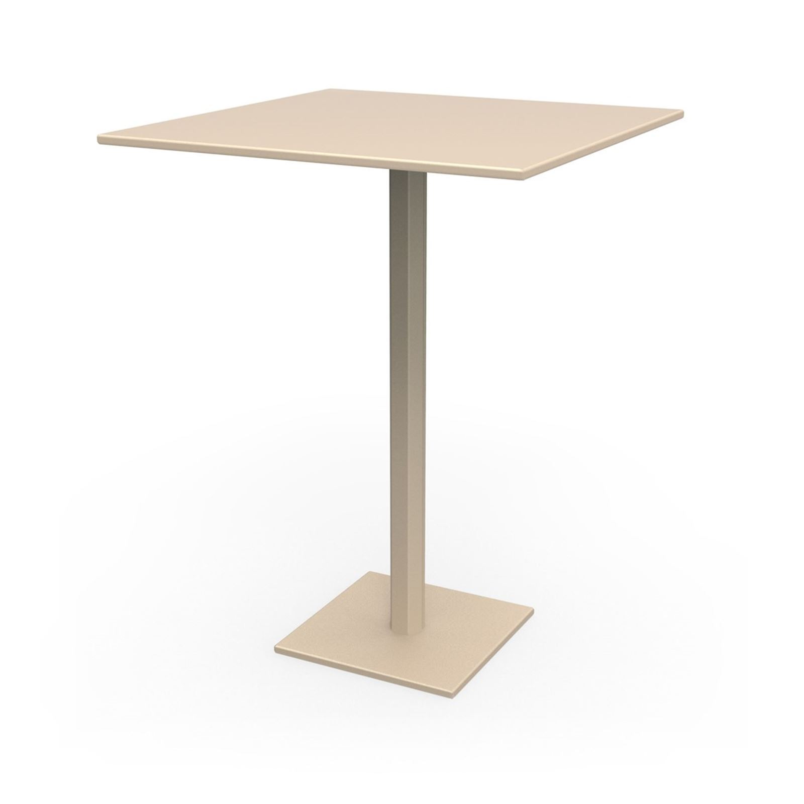 zhed hexagone table de salle 224 manger beige brandalley