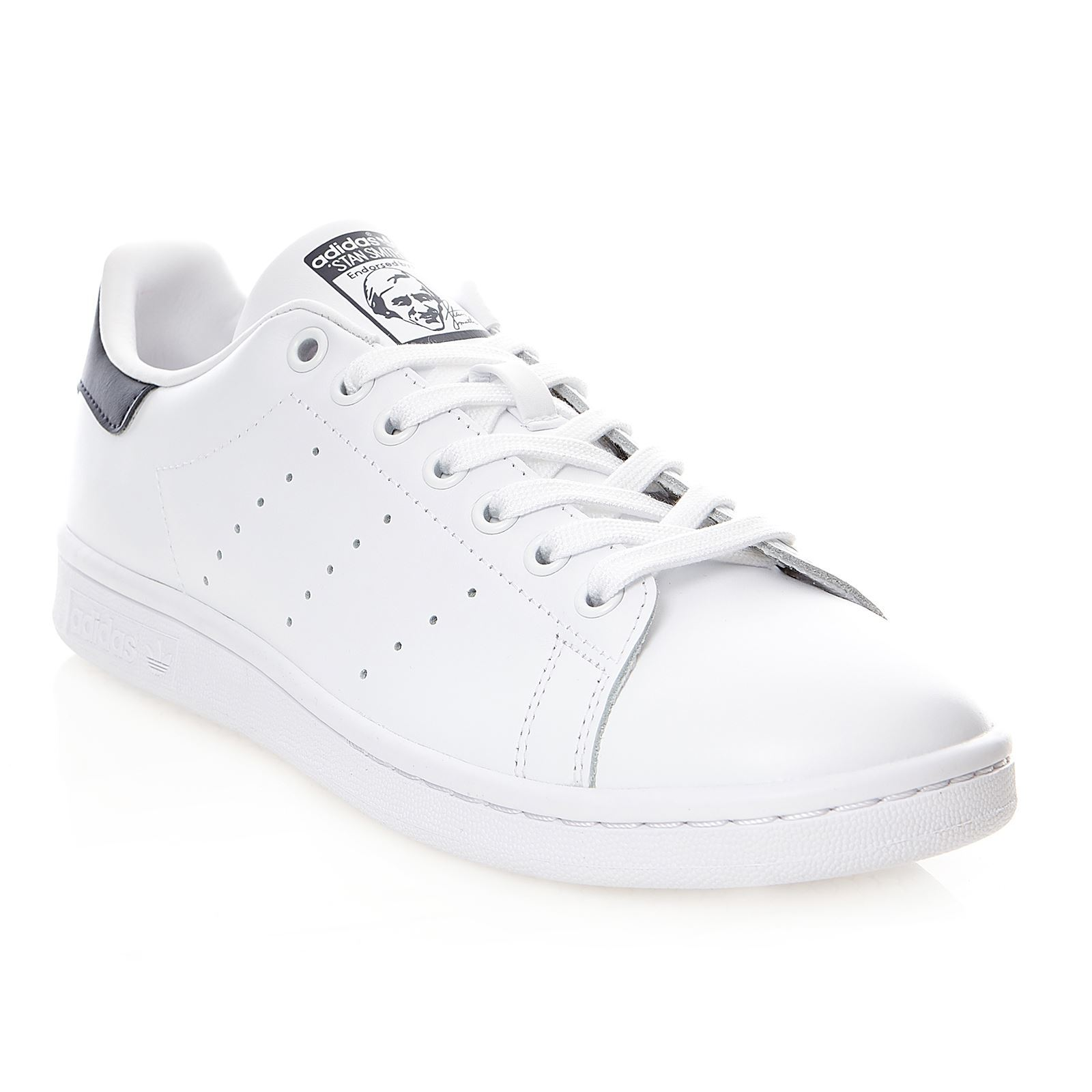 Stan Smith Sneakers aus Leder weiß