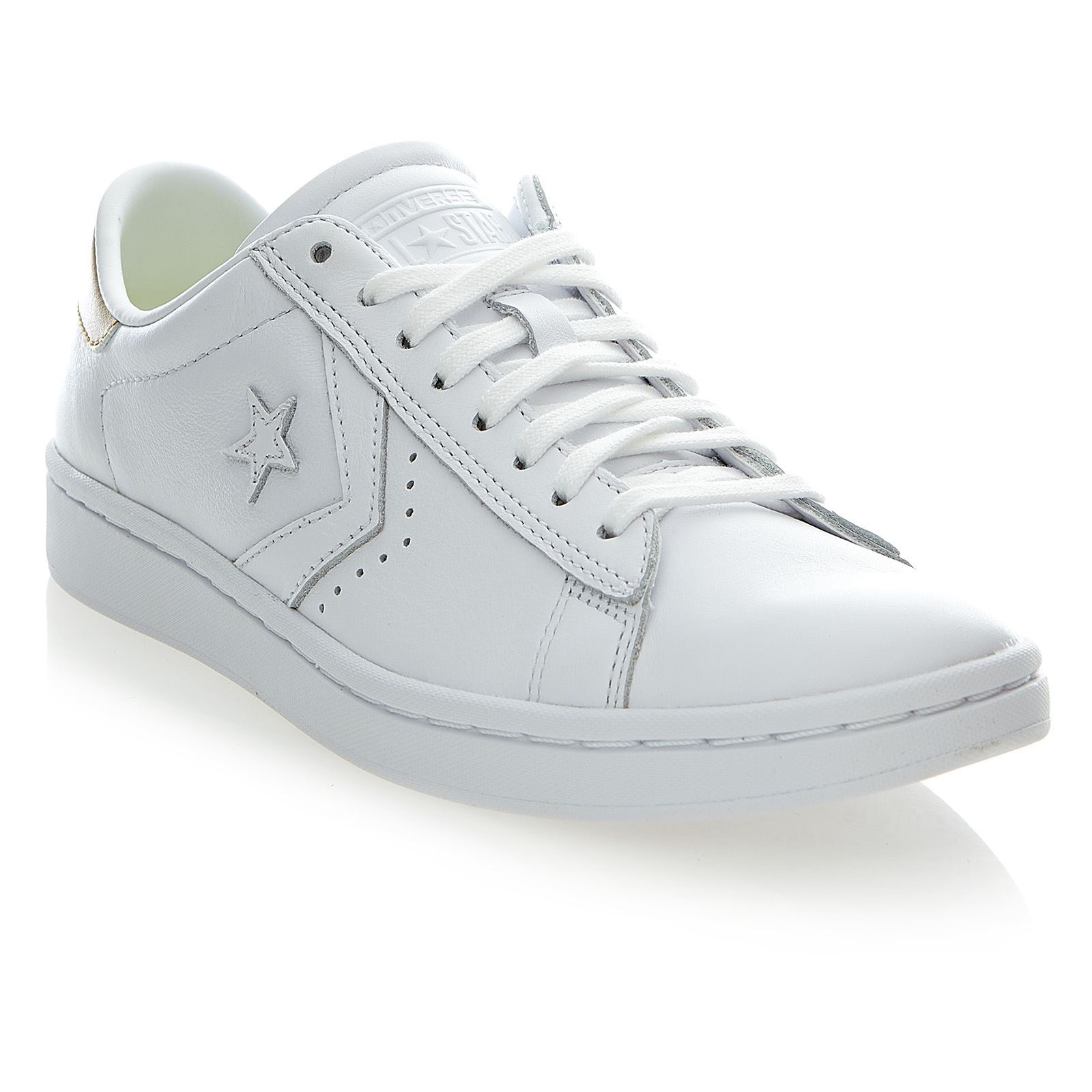 converse blanche ox