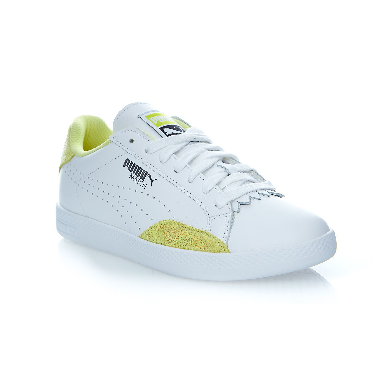 puma match blanc