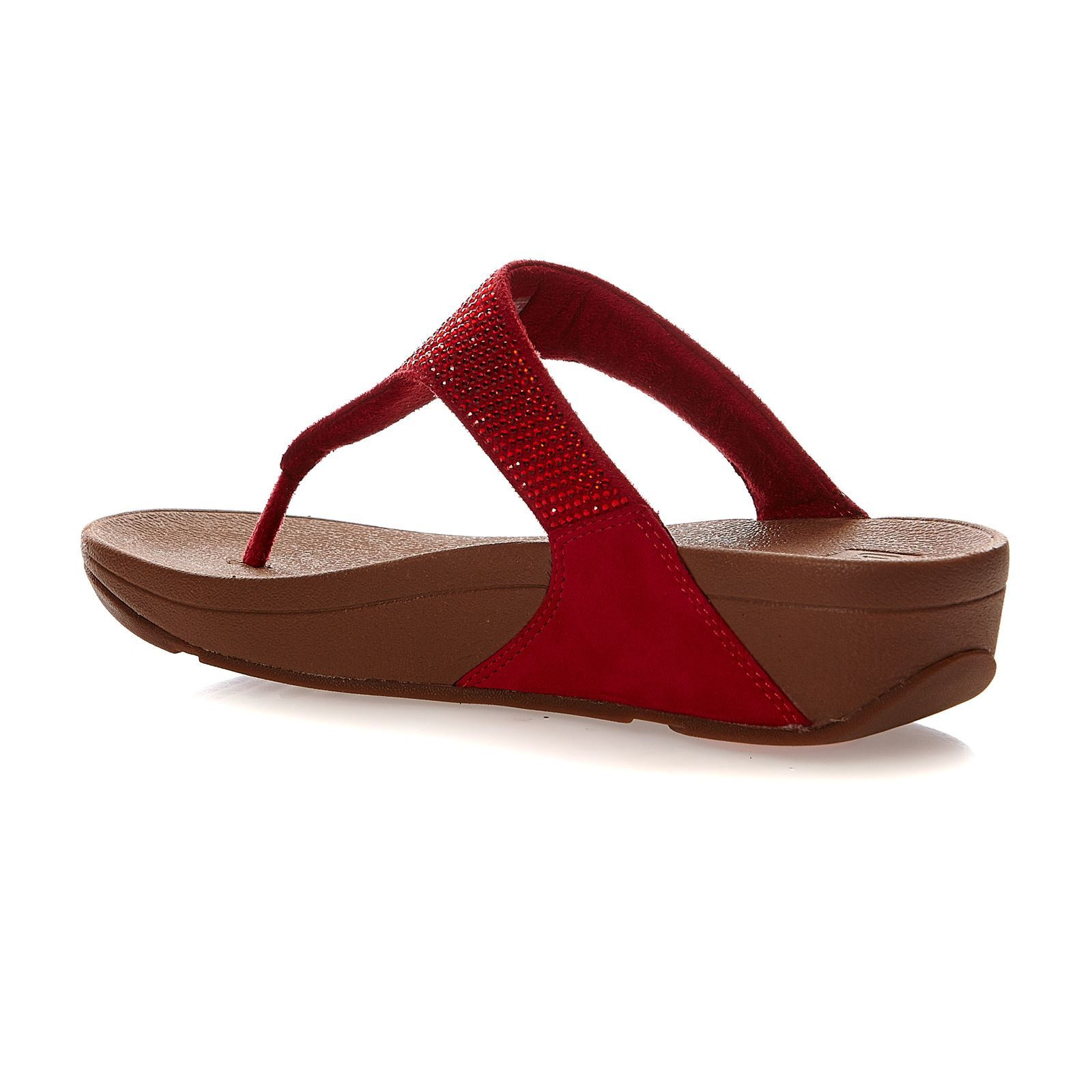 SLINKY ROKKIT TOE-POST - Tongs - rouge 29RGqZO