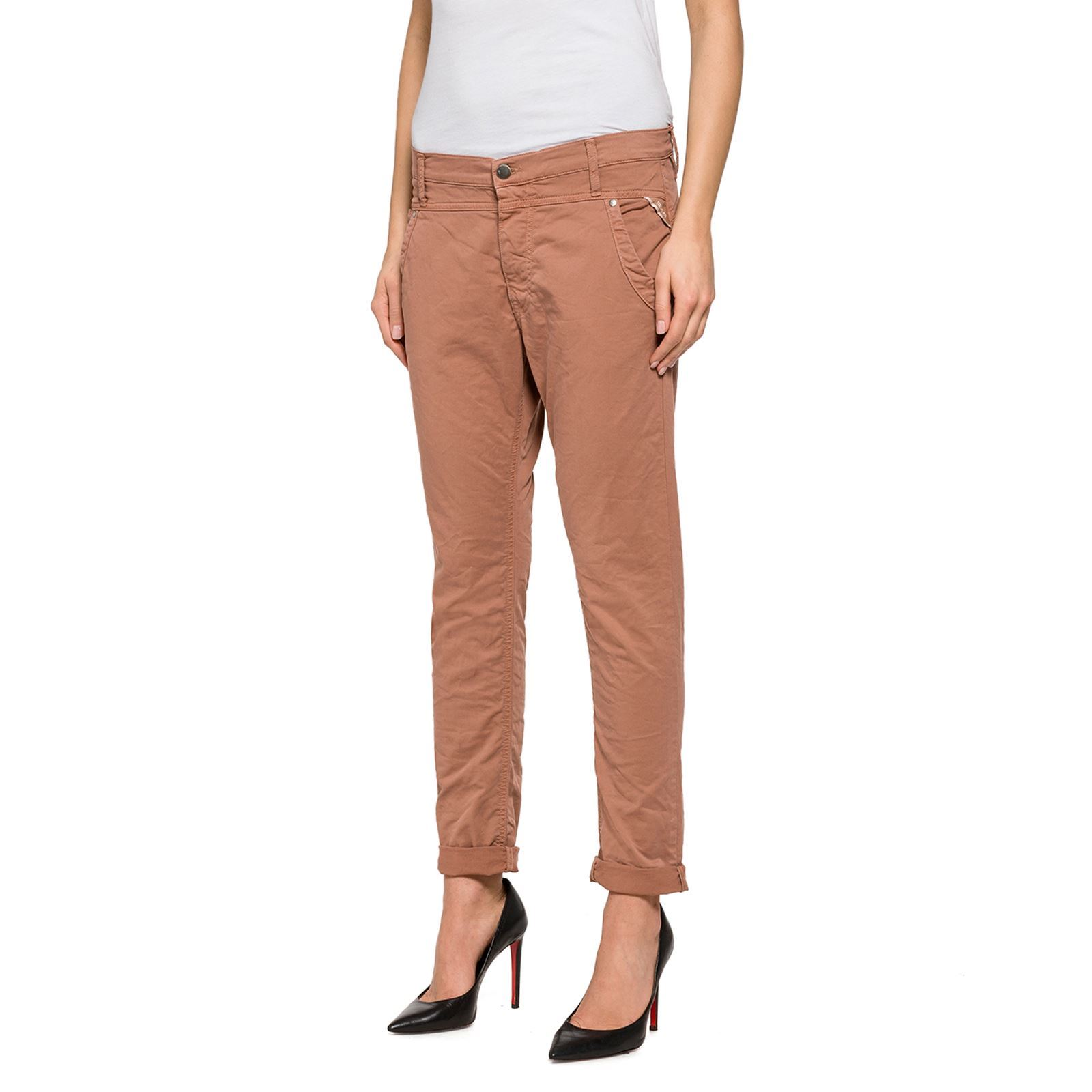 Pantalon  Marron Clair