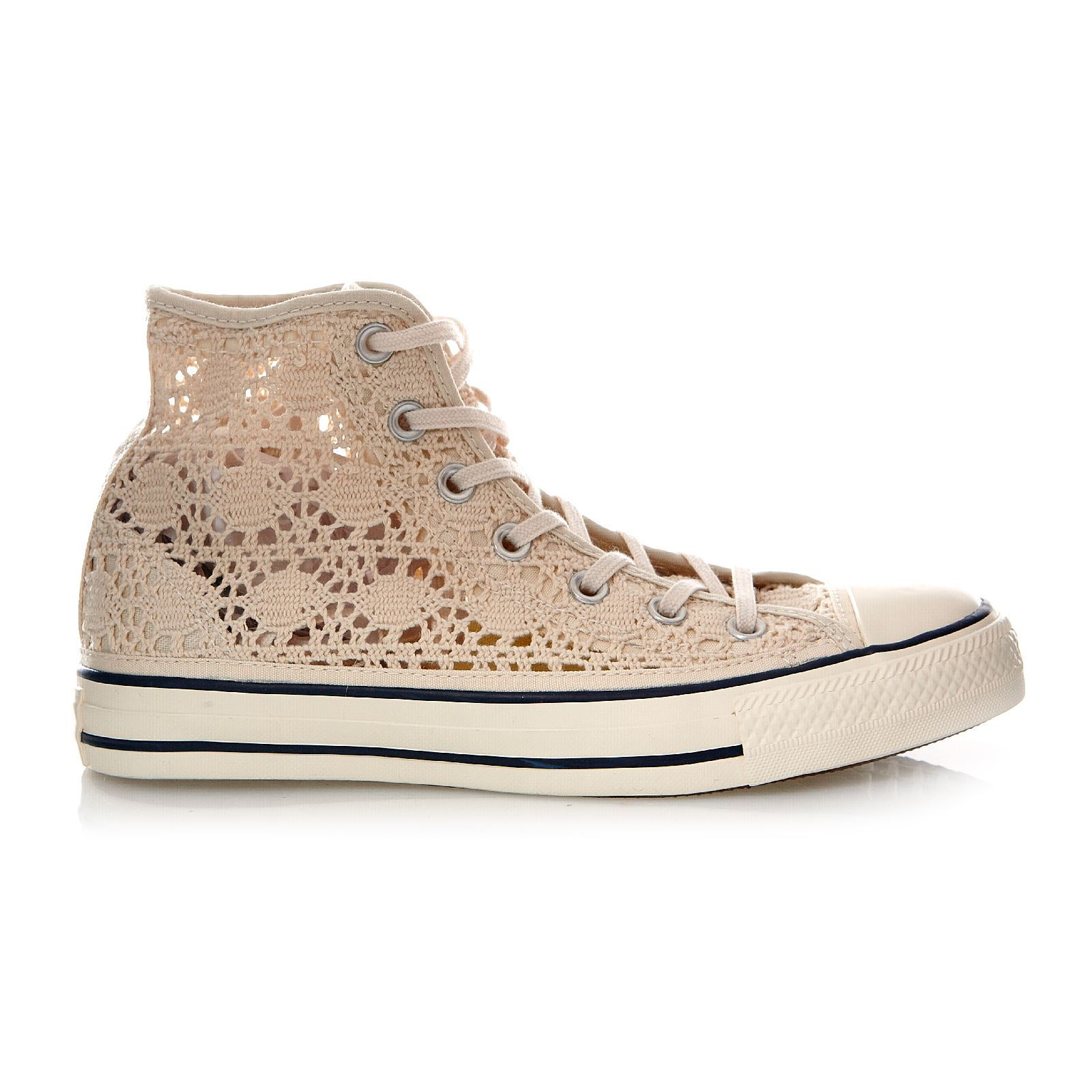 Converse CHUCK TAYLOR ALL STAR - Baskets montantes écru