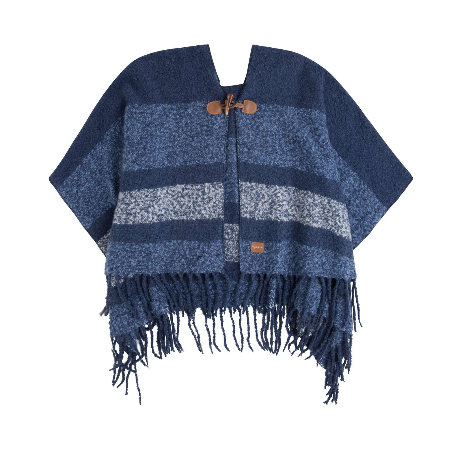 Pepe Jeans London Claude - Poncho - multicolore
