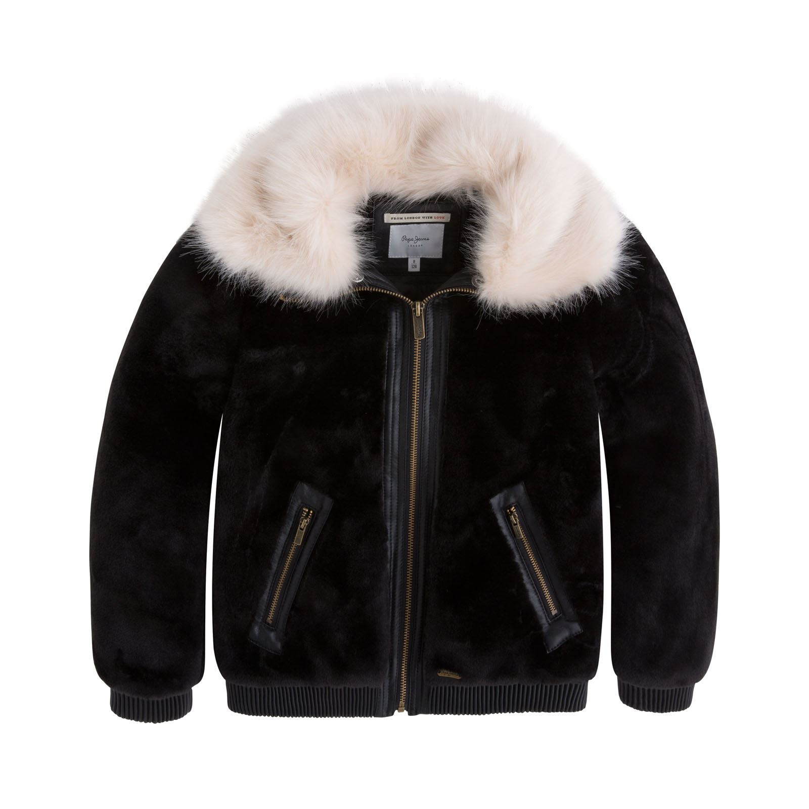 Pepe Jeans London Jaelle JR - Blouson - noir