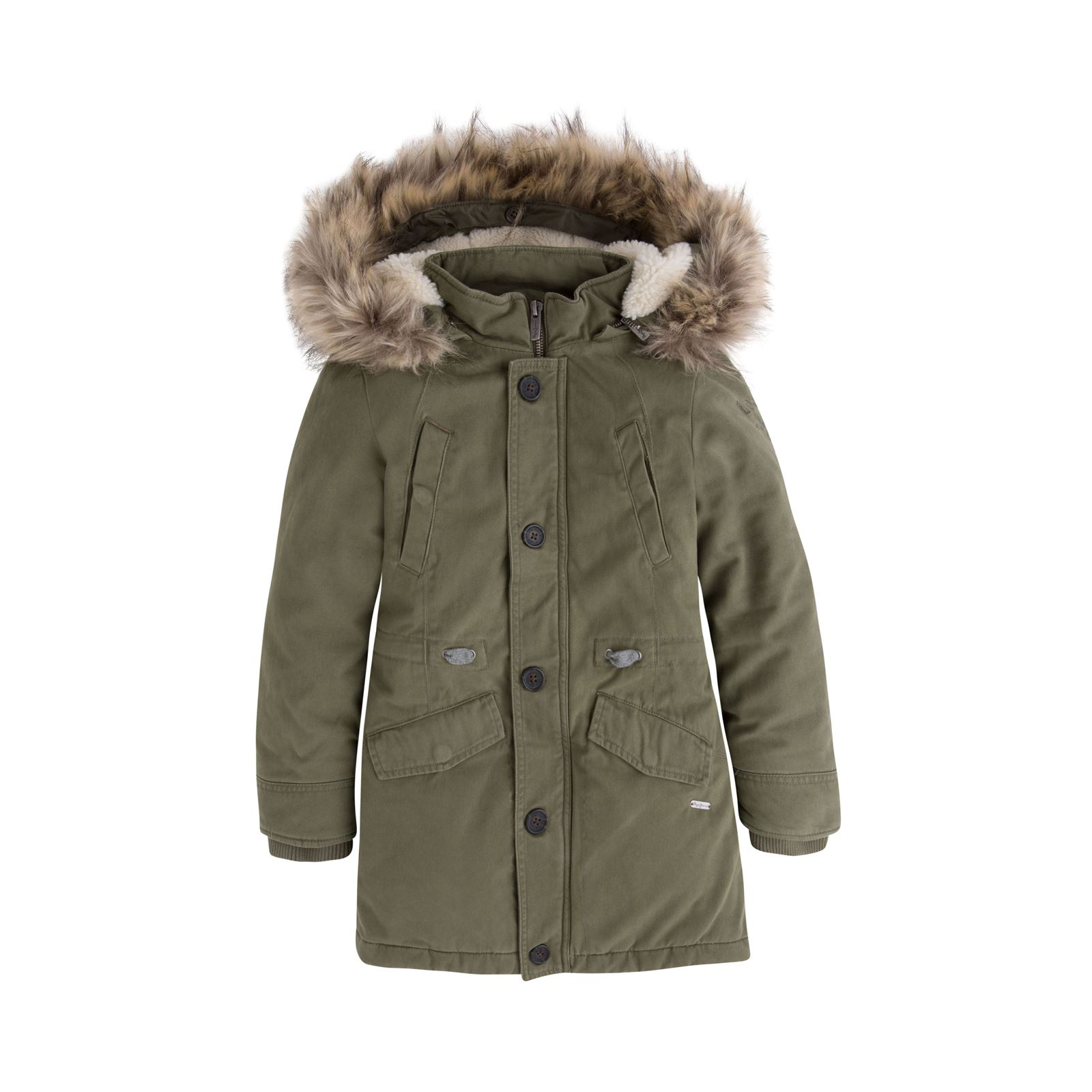 Pepe Jeans London Ruben JR - Manteau casual - kaki