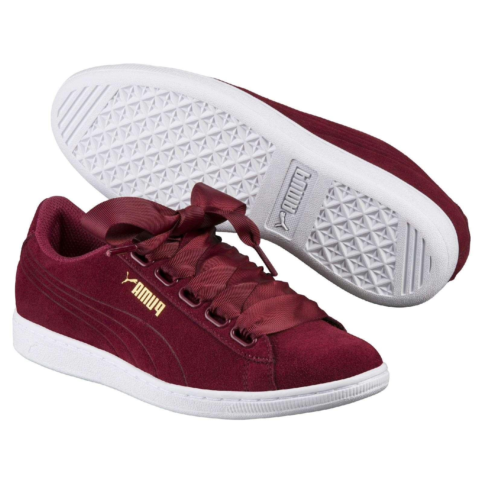 Bordeaux Mode Baskets Vikky Ribbon Puma Brandalley qYIa8Uaw