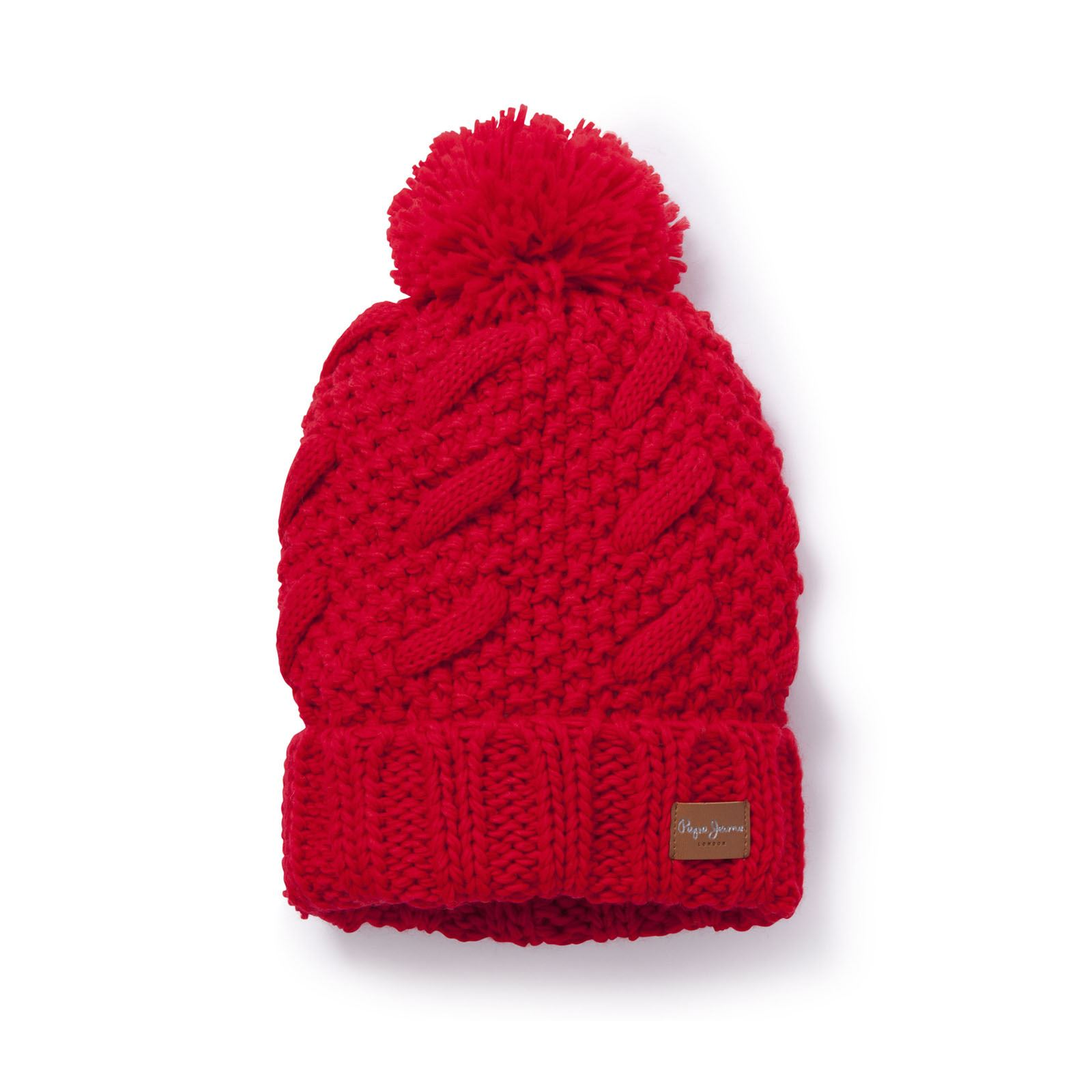 Pepe Jeans London Cathy - Bonnet - rouge