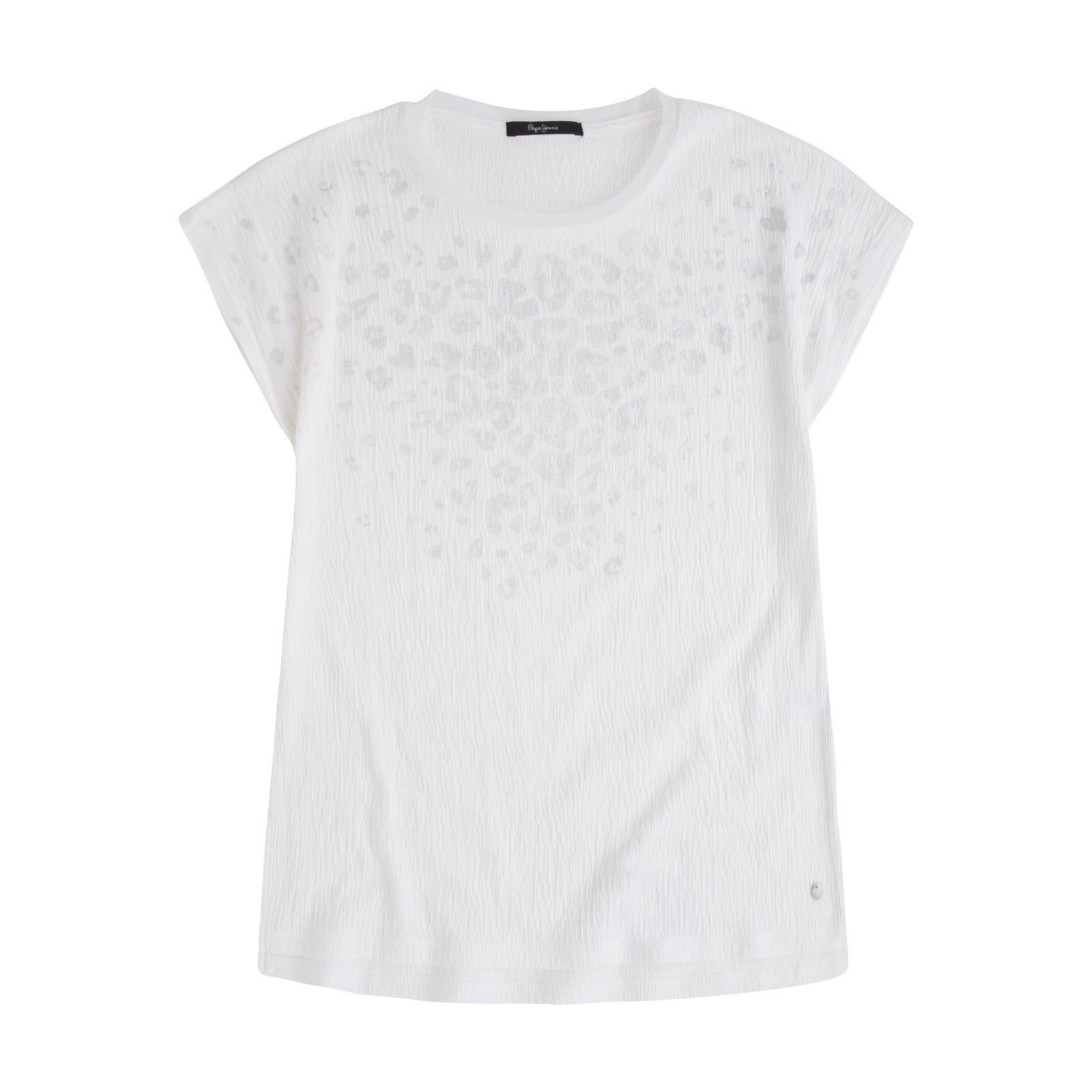 Pepe Jeans London Magda - T-shirt manches courtes - blanc