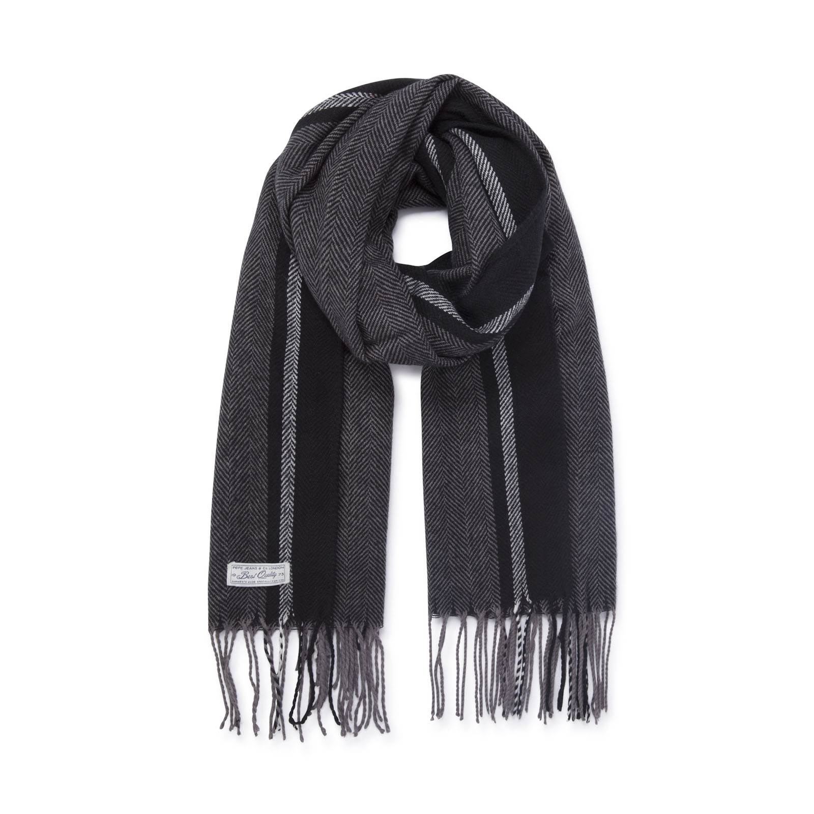 Pepe Jeans London Tibes - Foulard - gris
