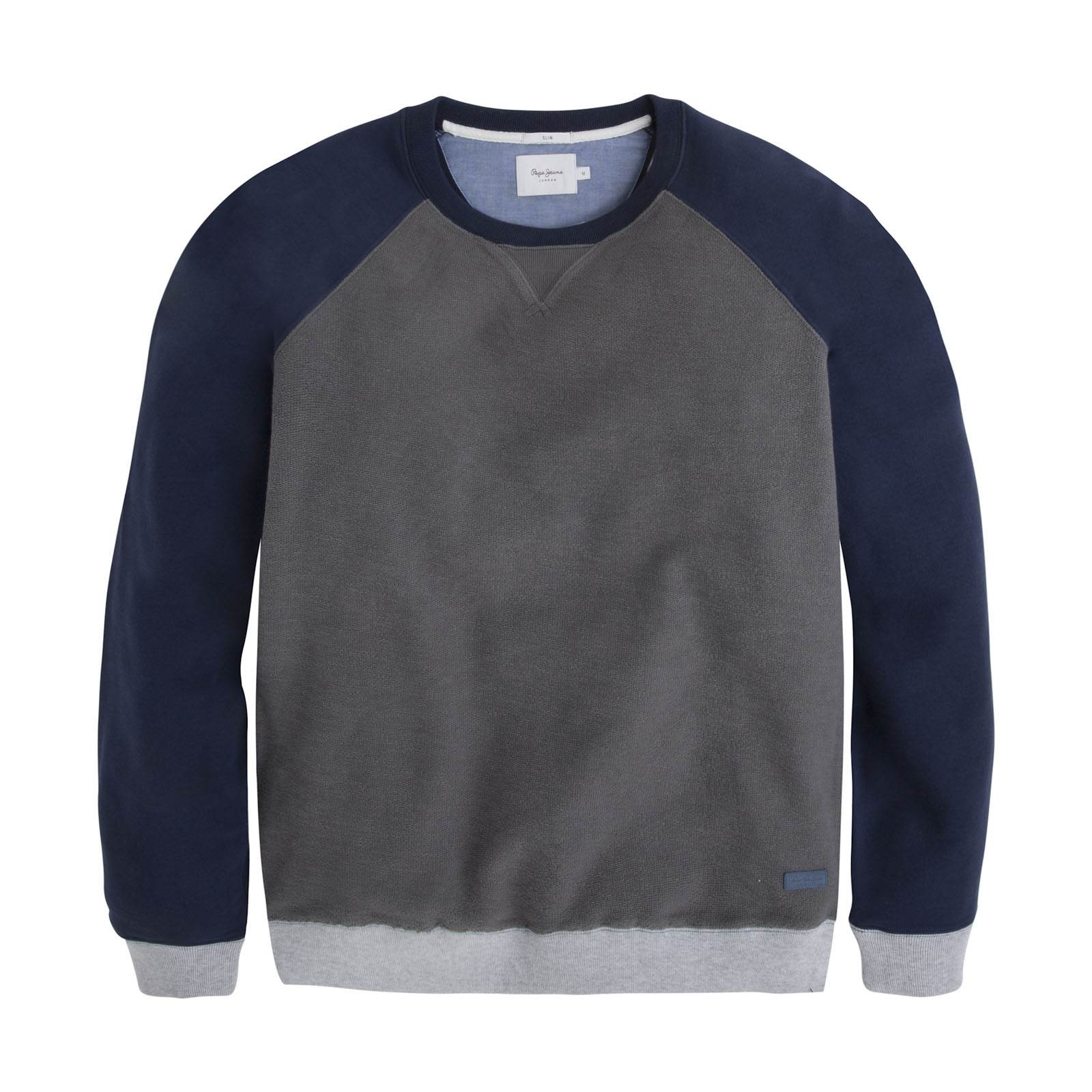 Pepe Jeans London Crosscow - Sweat-shirt - gris