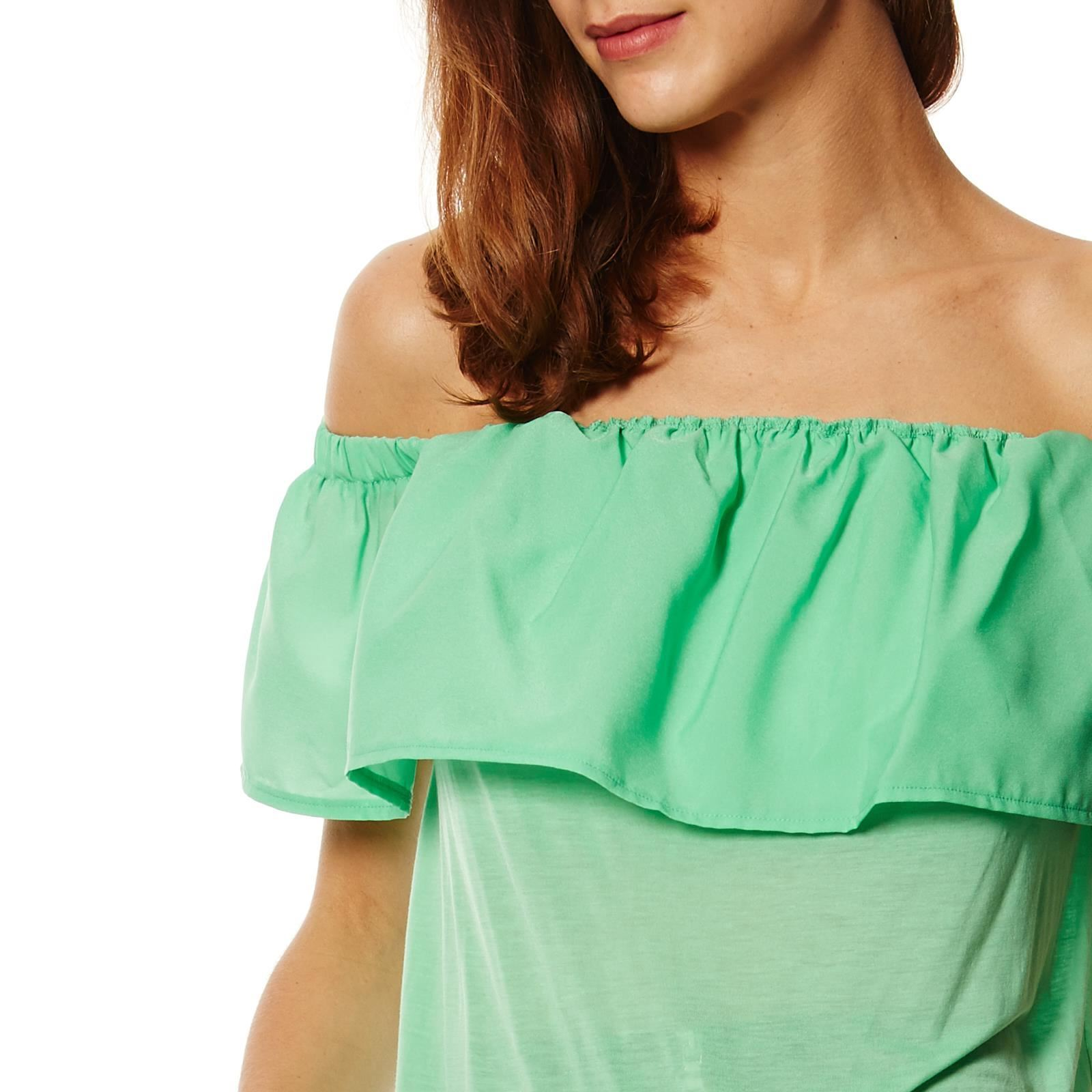 Connection T Courtes Manches French Vert shirt UnPwd4Cq8x