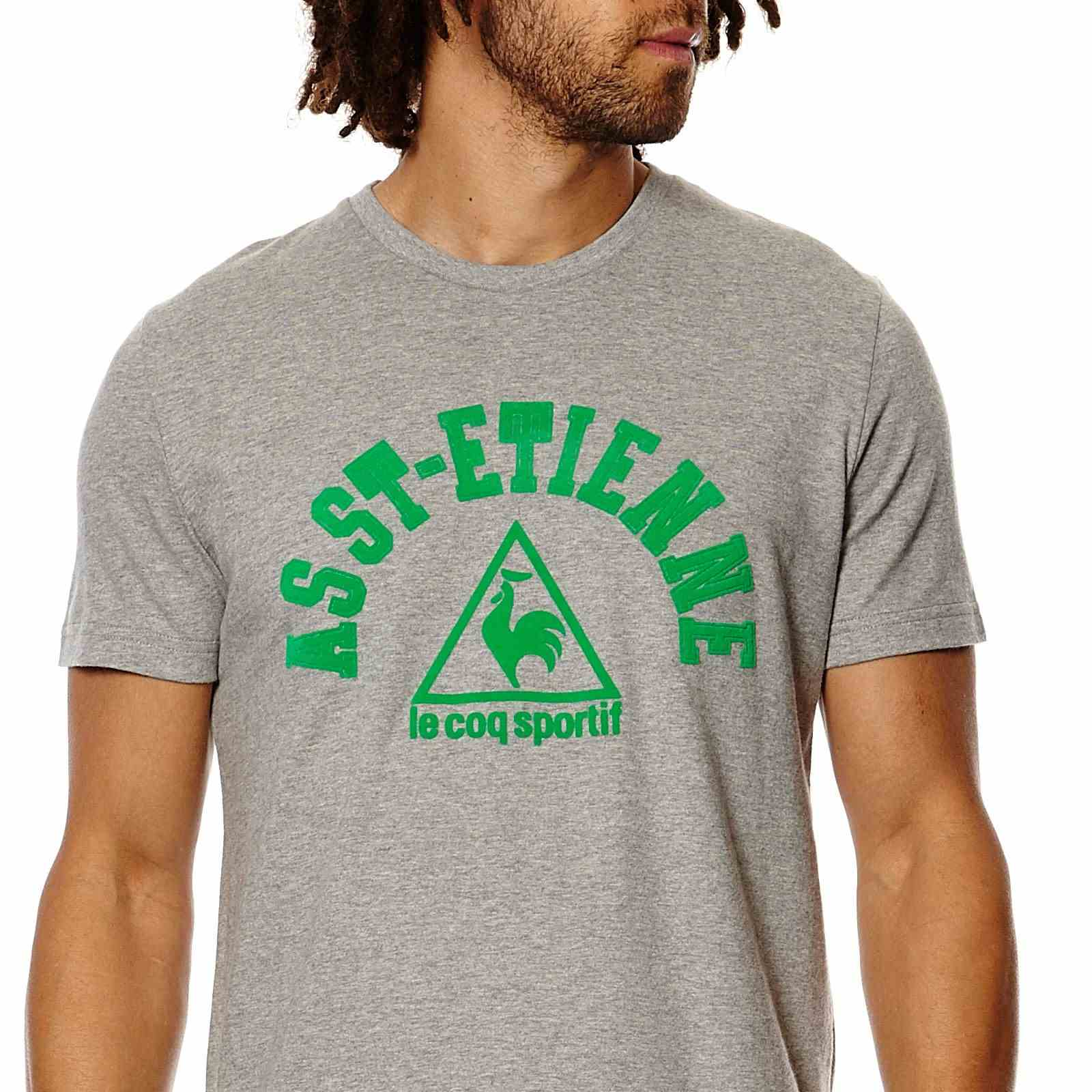 Le coq sportif t shirt brandalley for Simply for sports brand t shirts