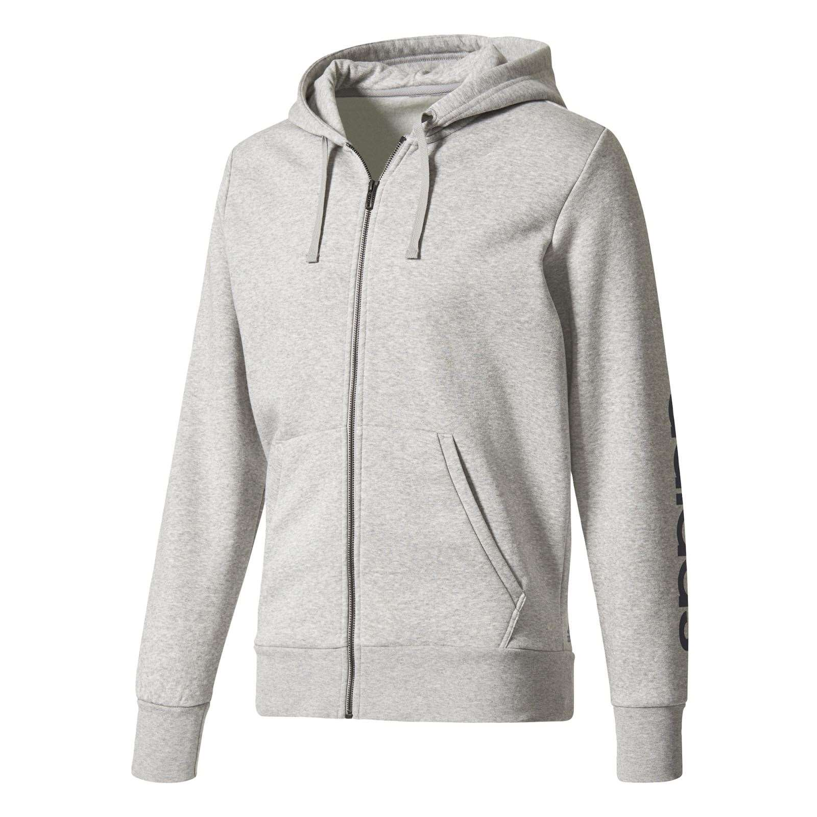 Gris Performance Capuche Adidas Brandalley À Sweat Clair wZCwfzqx