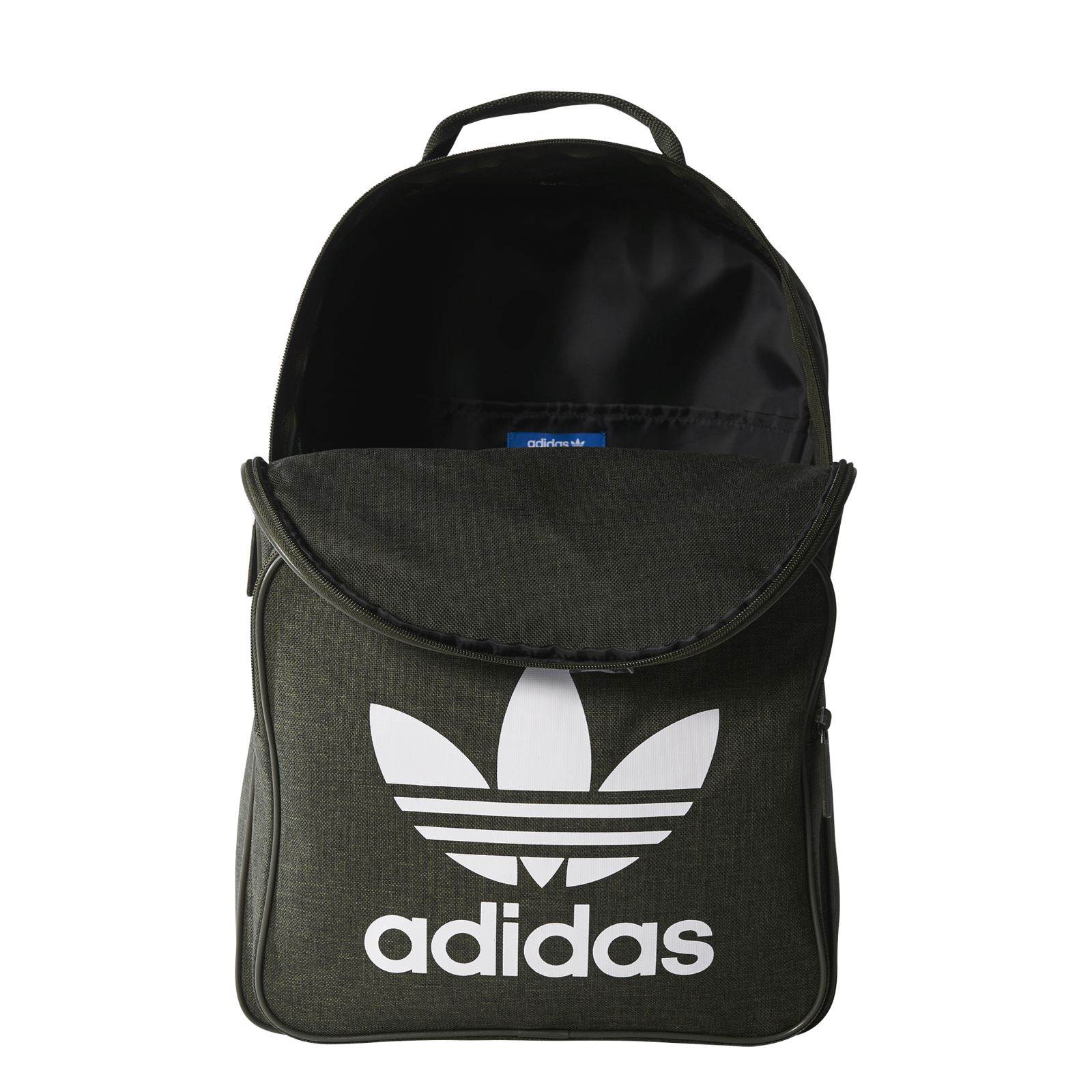 adidas originals rucksack dunkelgrau brandalley. Black Bedroom Furniture Sets. Home Design Ideas