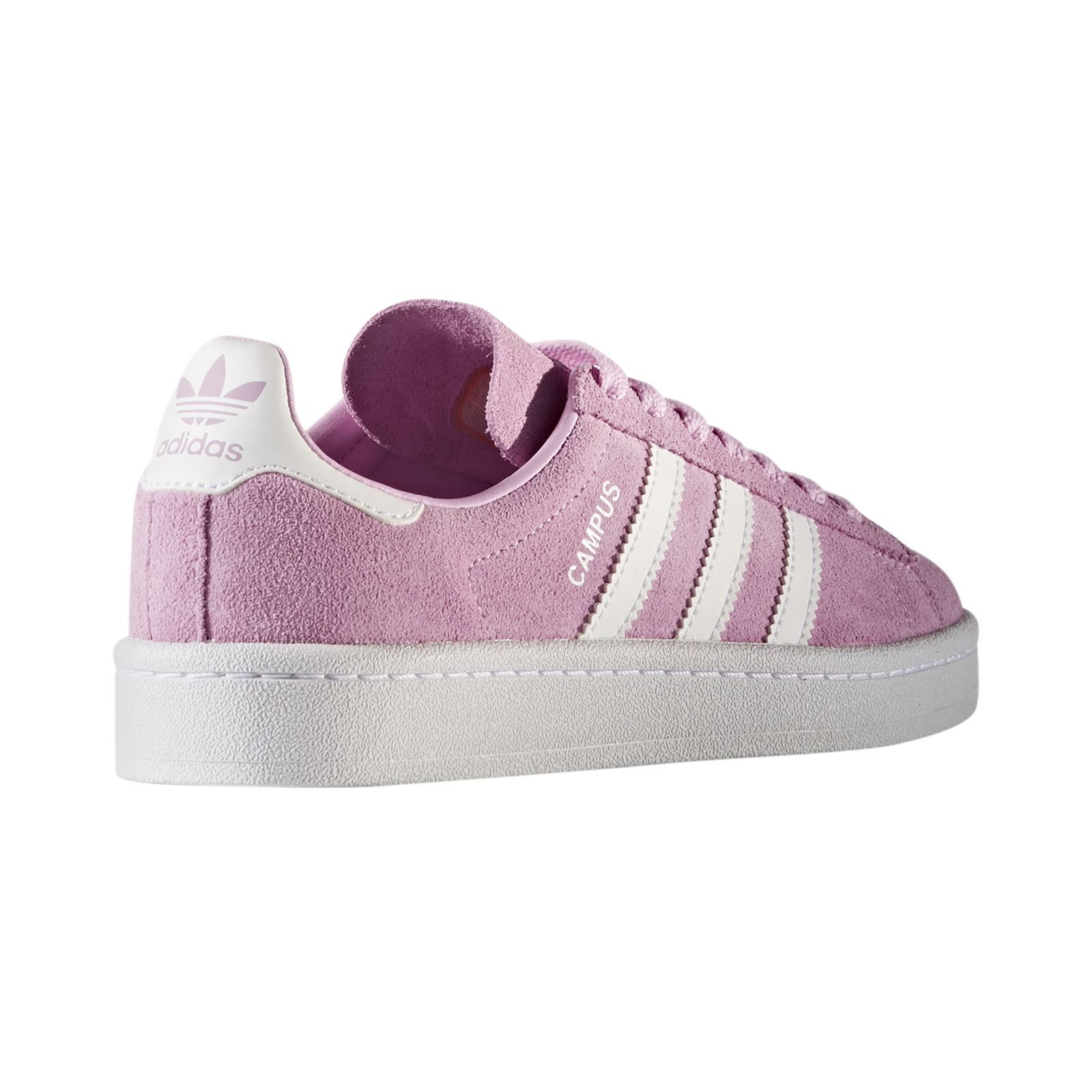adidas originals campus sneakers mit lederanteil rosa brandalley. Black Bedroom Furniture Sets. Home Design Ideas