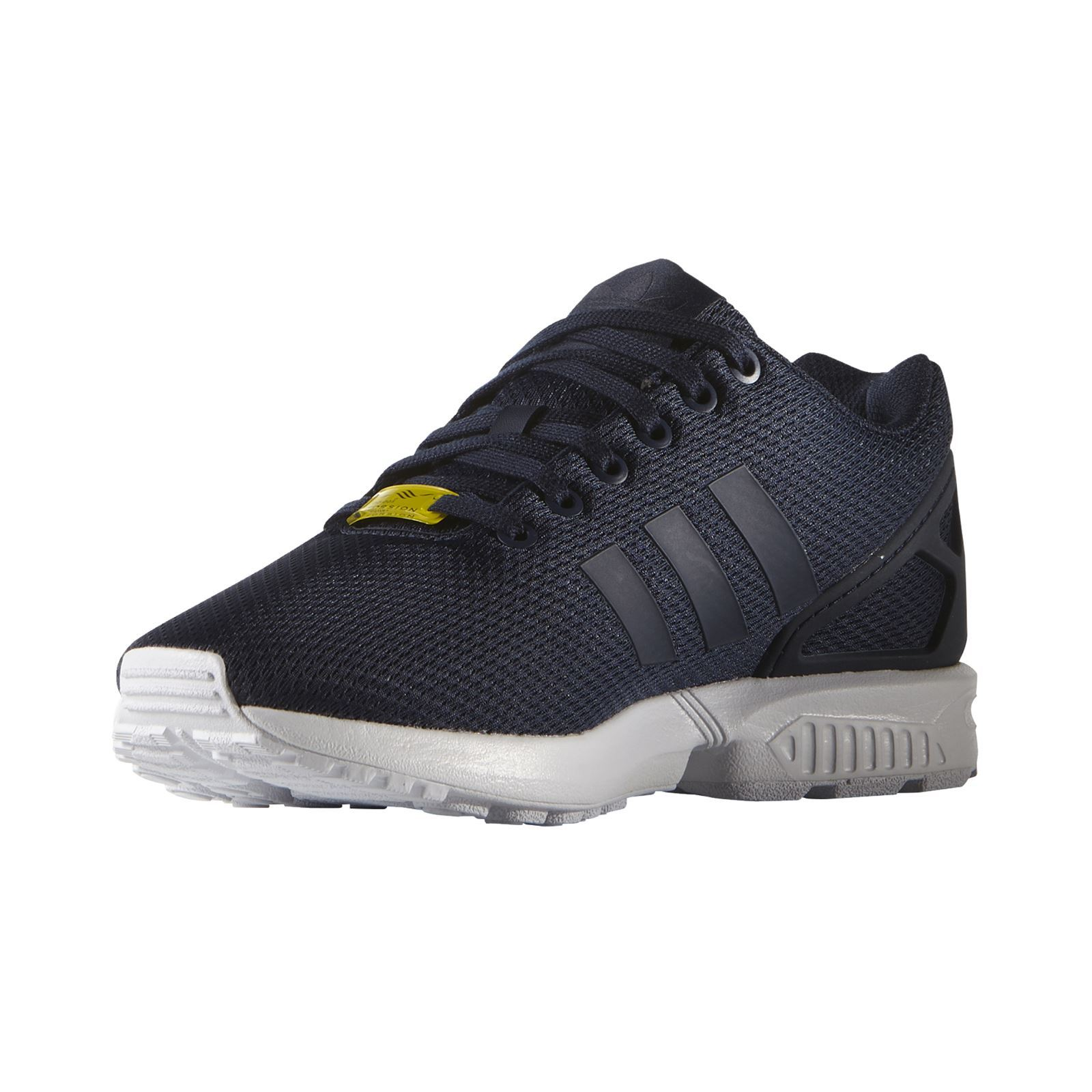 adidas Originals ZX FLUX Baskets Running bleu marine BrandAlley