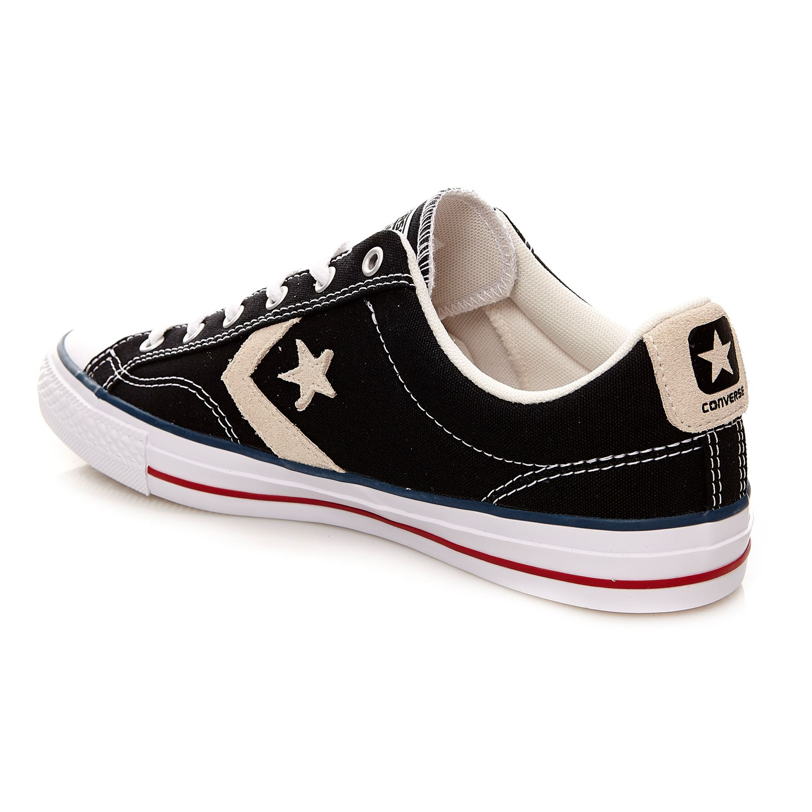 aa70ad0b399 sweden chaussures homme baskets basses converse star player noir kaki e5caf  5a606  sale converse star player ox baskets mode noir 95842 523fd