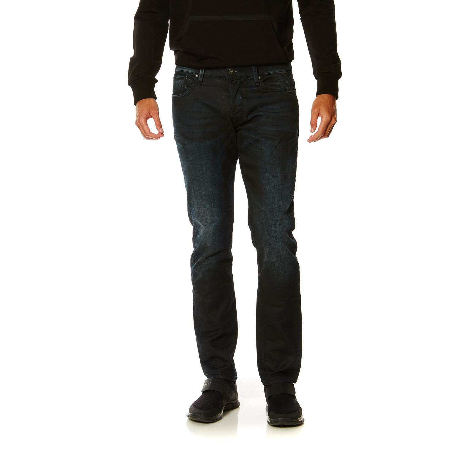 Jack  Jones Jean regular - denim bleu