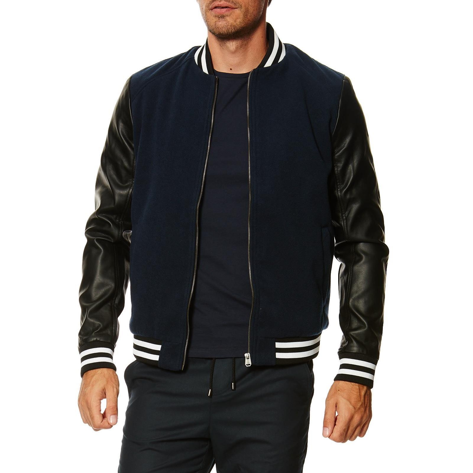 Jack  Jones Bombers - tricolore