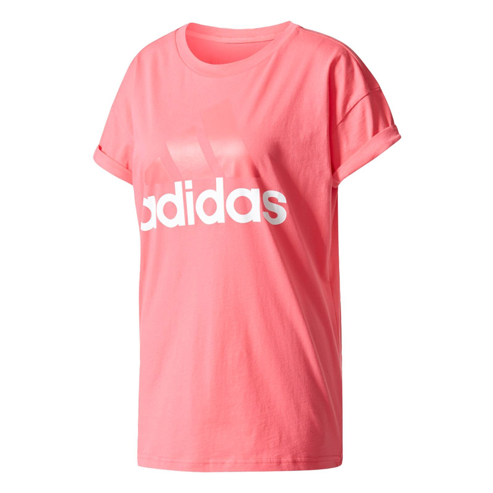 Adidas Performance T-shirt manches courtes - rose