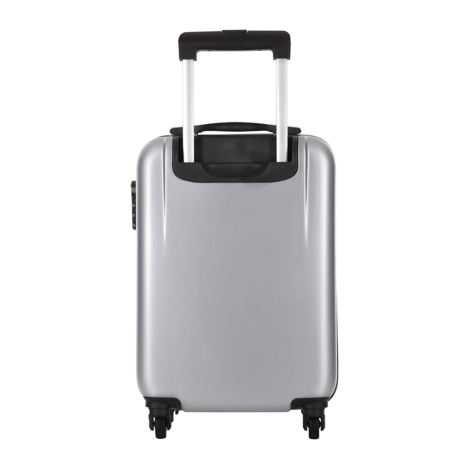 Cabine size century trolley argento brandalley for Argento cade cabine
