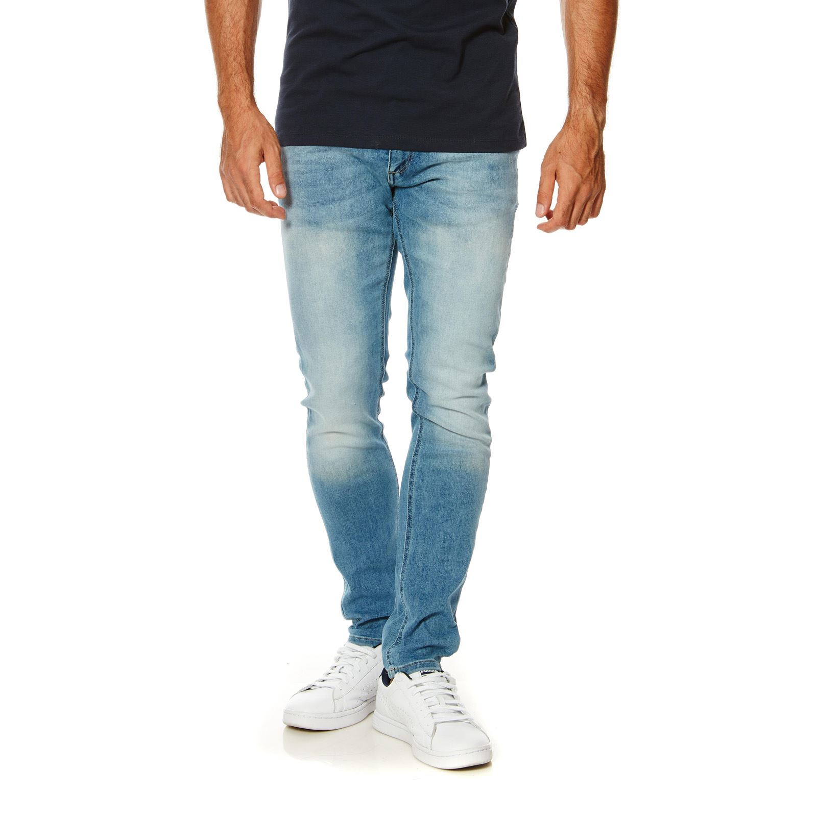 Jack  Jones Jean skinny - denim bleu