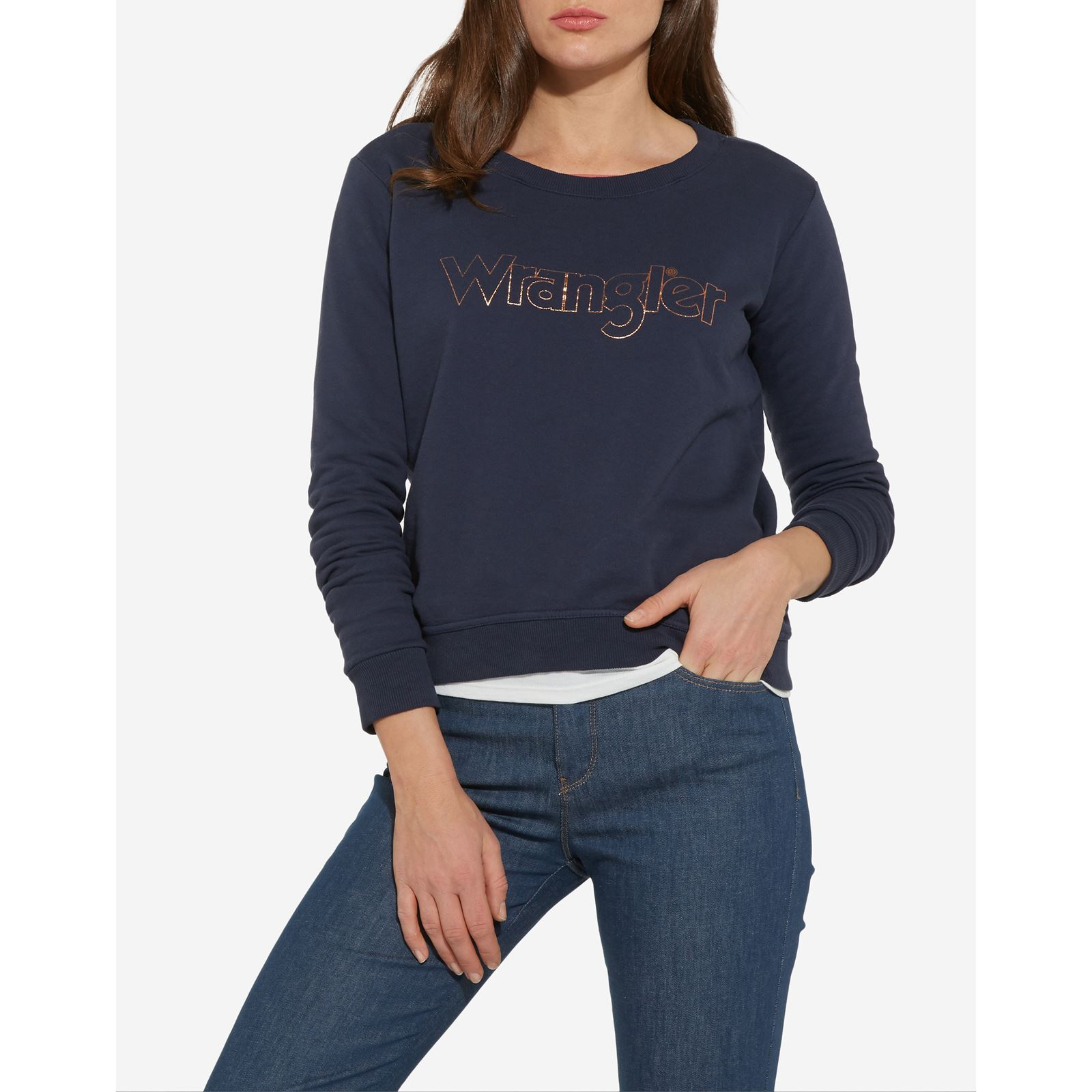 Kabel  Sweat-shirt  Bleu Marine
