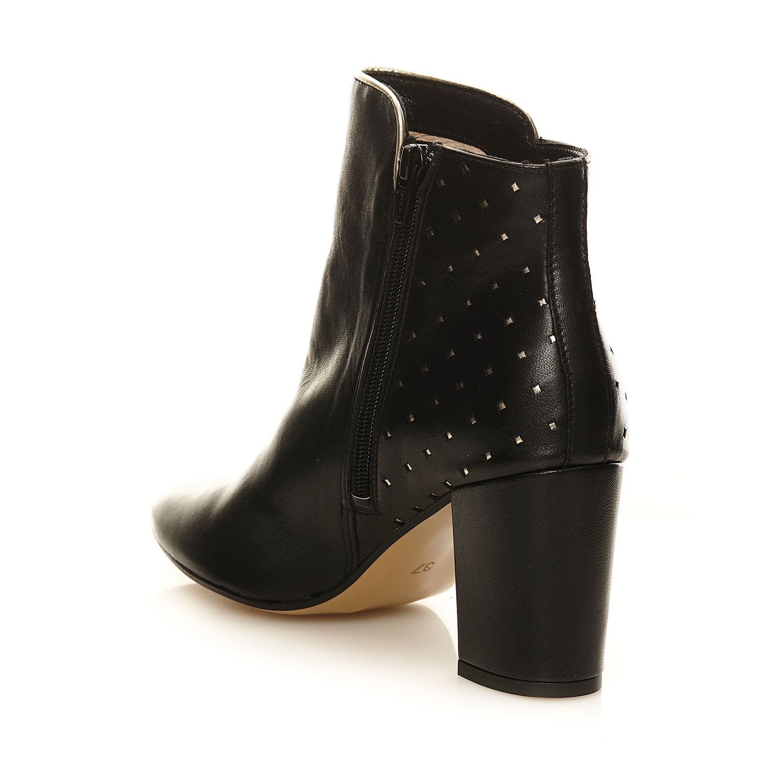 Mellow Yellow Charlyna - Boots Bottines - noir