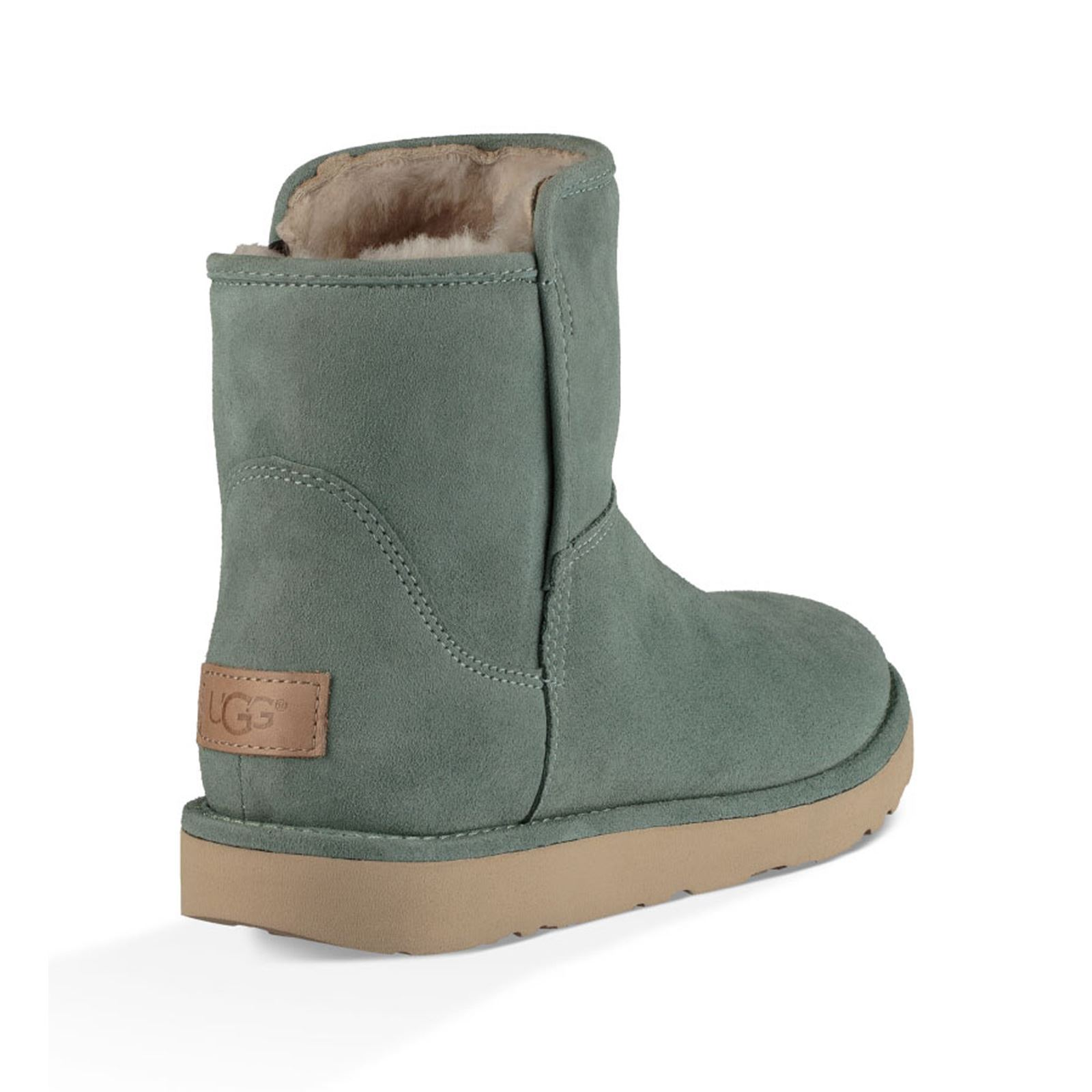 Ugg Abree Short - Boots fourrées en cuir suédé - marron clair Breyer Traditional Shipping Set by Breyer CHIRUCA Botas Xacobeo 05 - Gris oI7VZ1cs