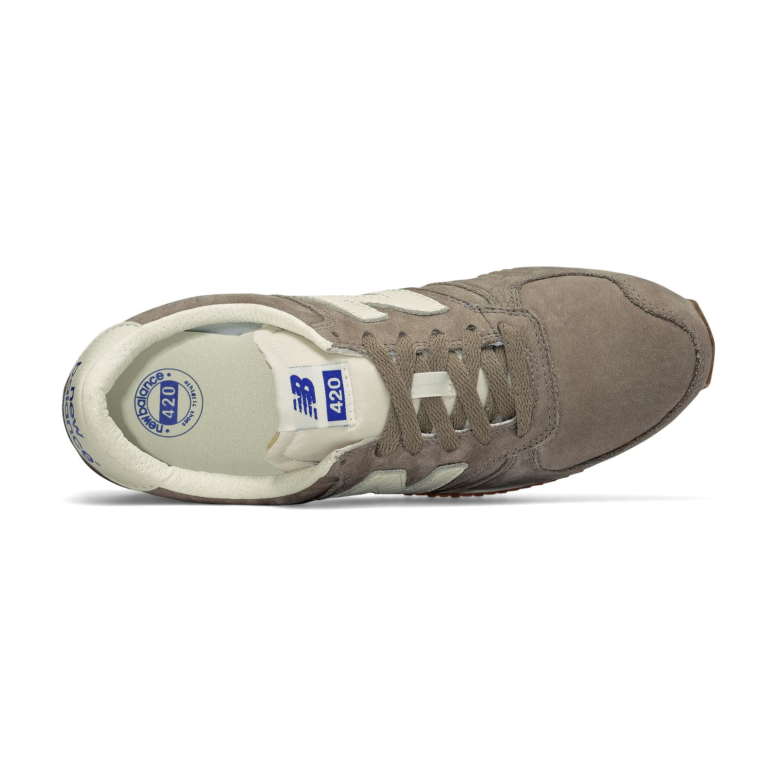 new balance beige et taupe
