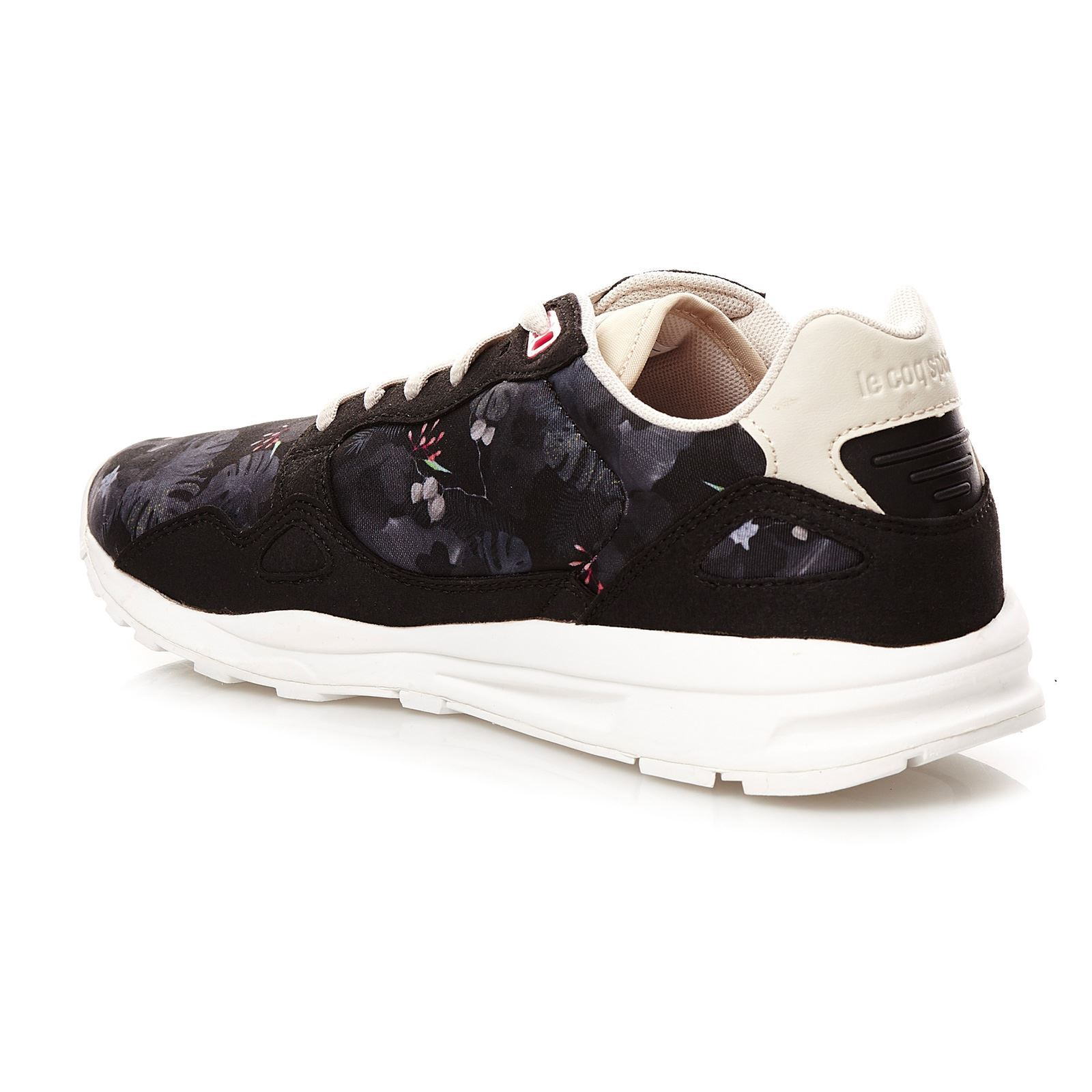 le coq sportif lcs r900 turnschuhe sneakers gemustert brandalley. Black Bedroom Furniture Sets. Home Design Ideas