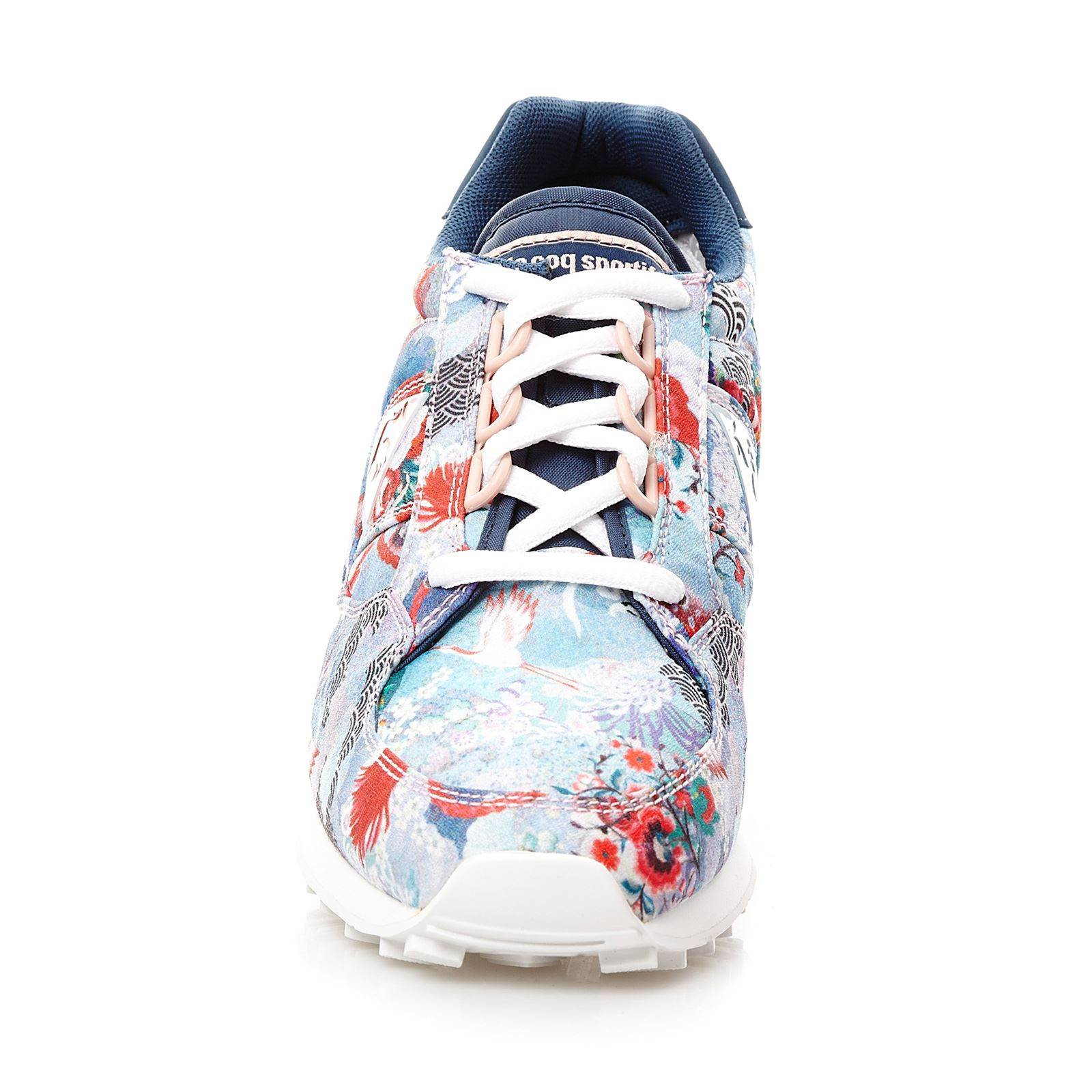 Le-Coq-Sportif-Baskets-multicolore