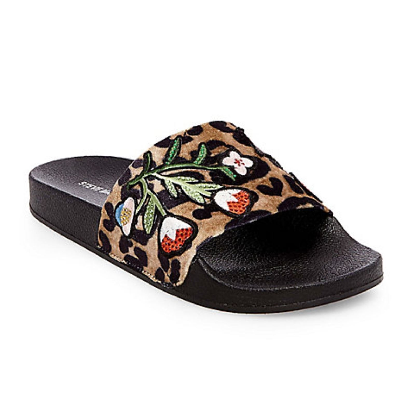 Steve Madden Mules fashion à patches - multicolore