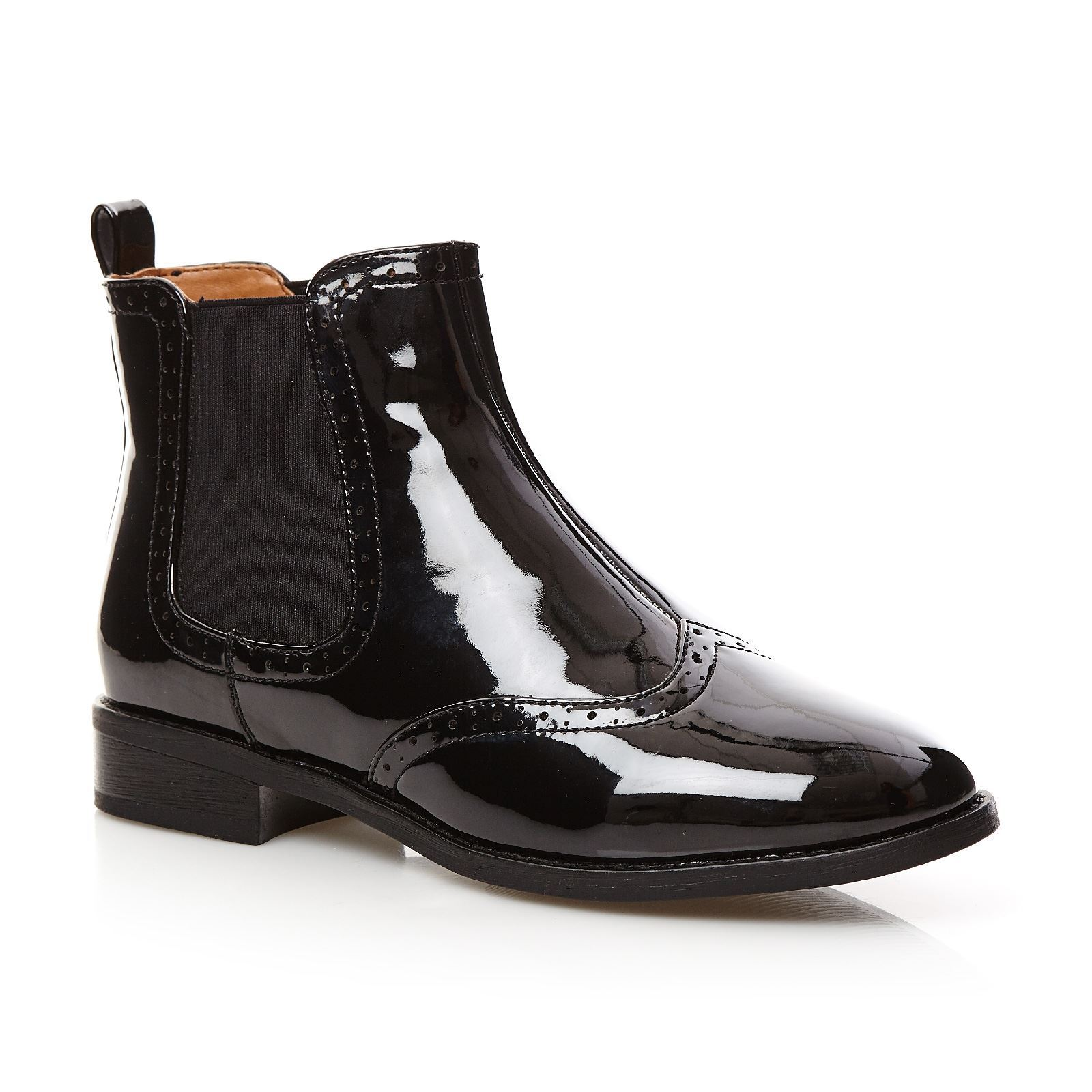 Only Boots, Bottines - noir
