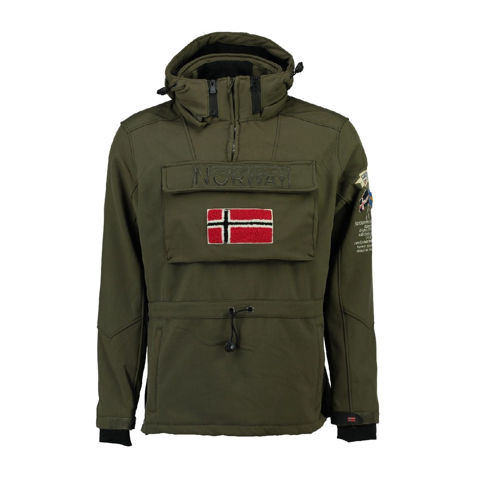 geographical norway terreaux parka kaki brandalley. Black Bedroom Furniture Sets. Home Design Ideas