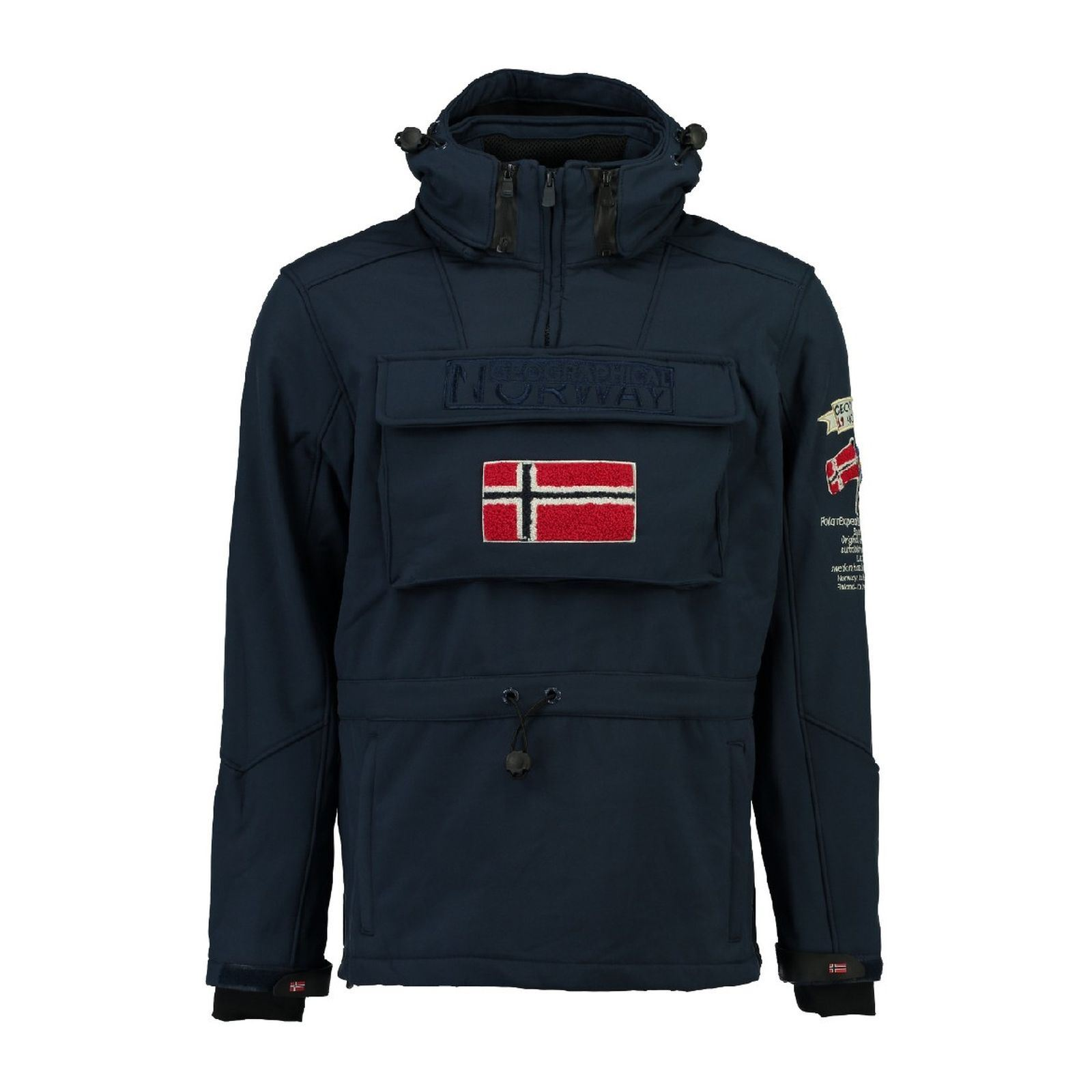 geographical norway terreaux parka azul marino brandalley. Black Bedroom Furniture Sets. Home Design Ideas