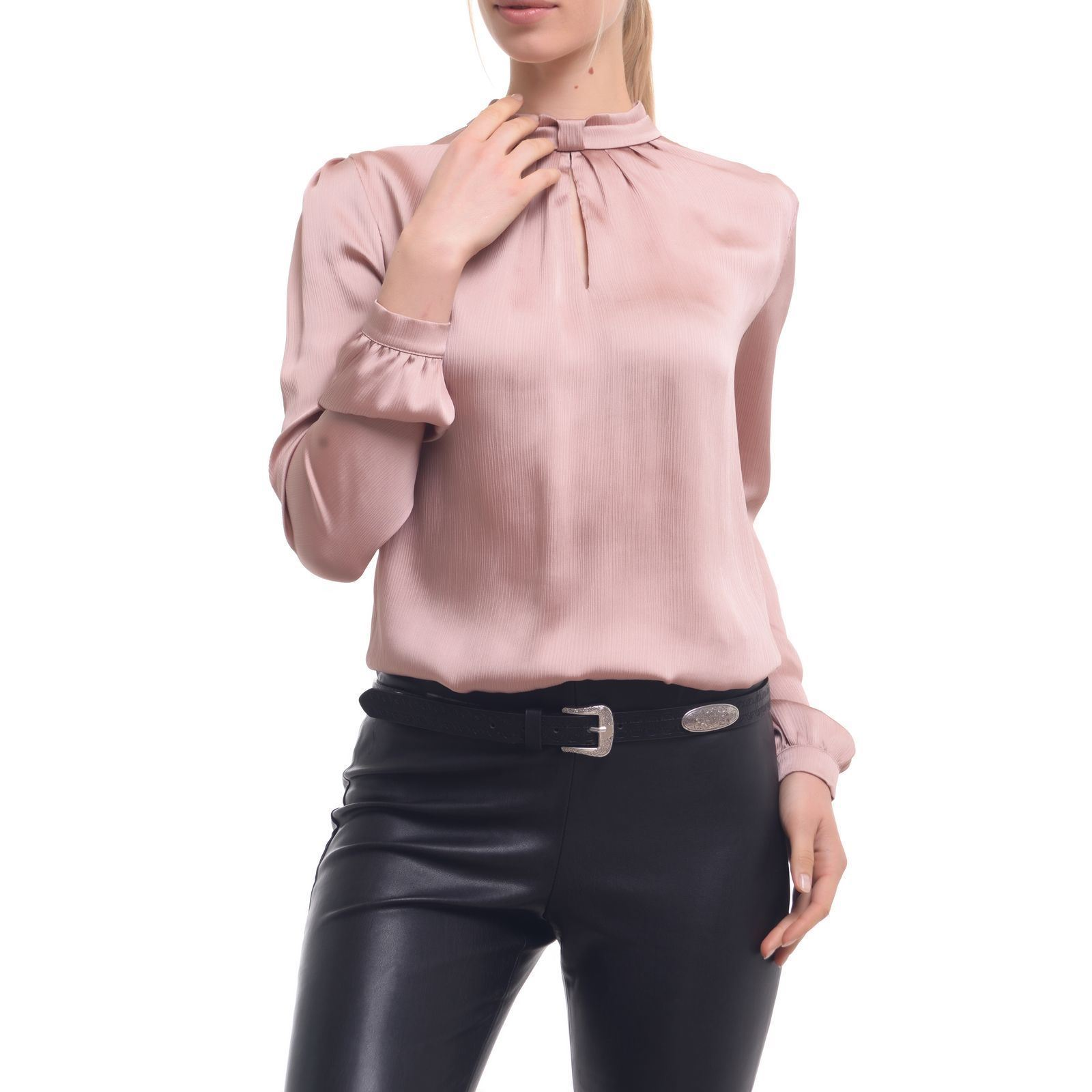 Genevié Body blouse - rose