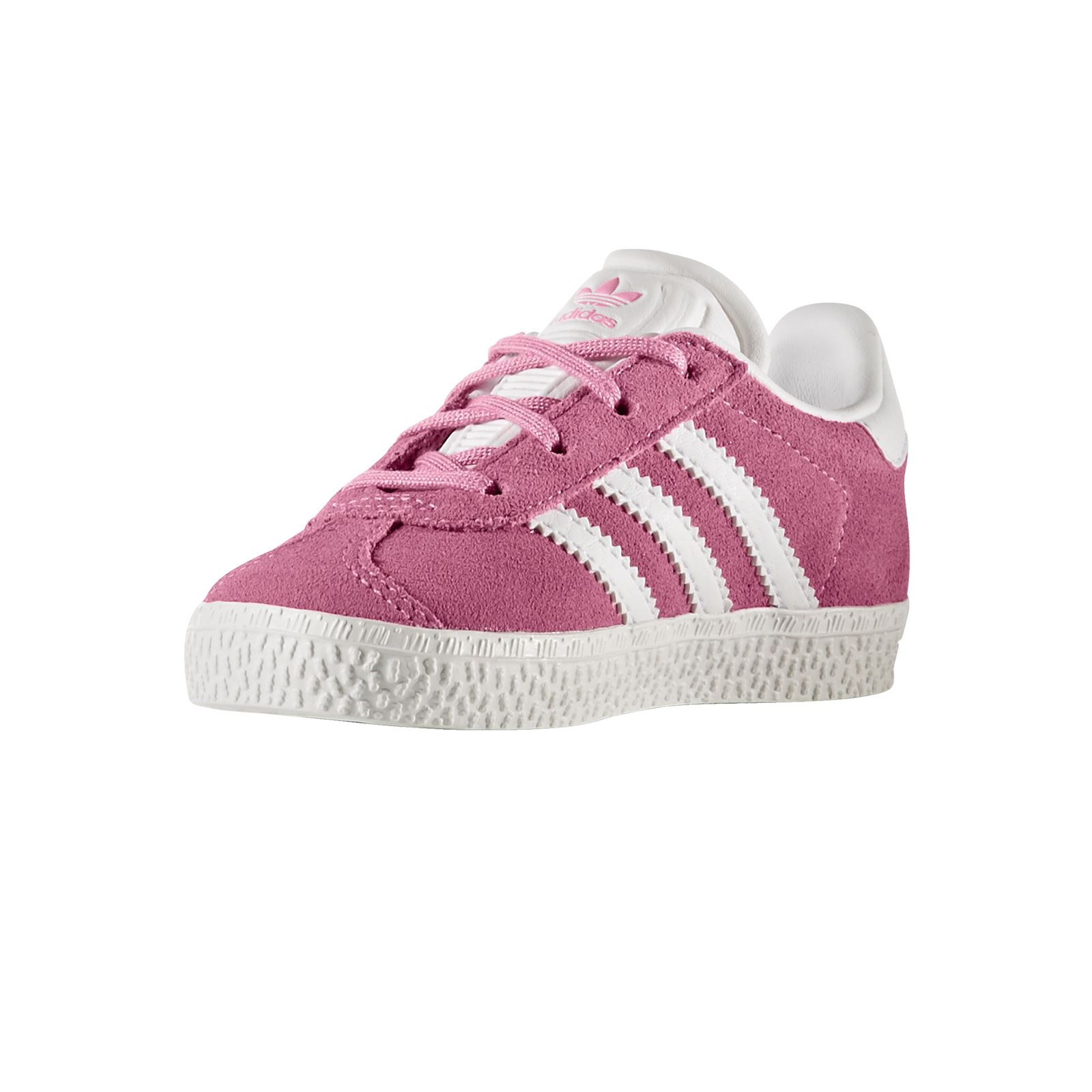 adidas originals gazelle zapatillas de cuero rosa. Black Bedroom Furniture Sets. Home Design Ideas
